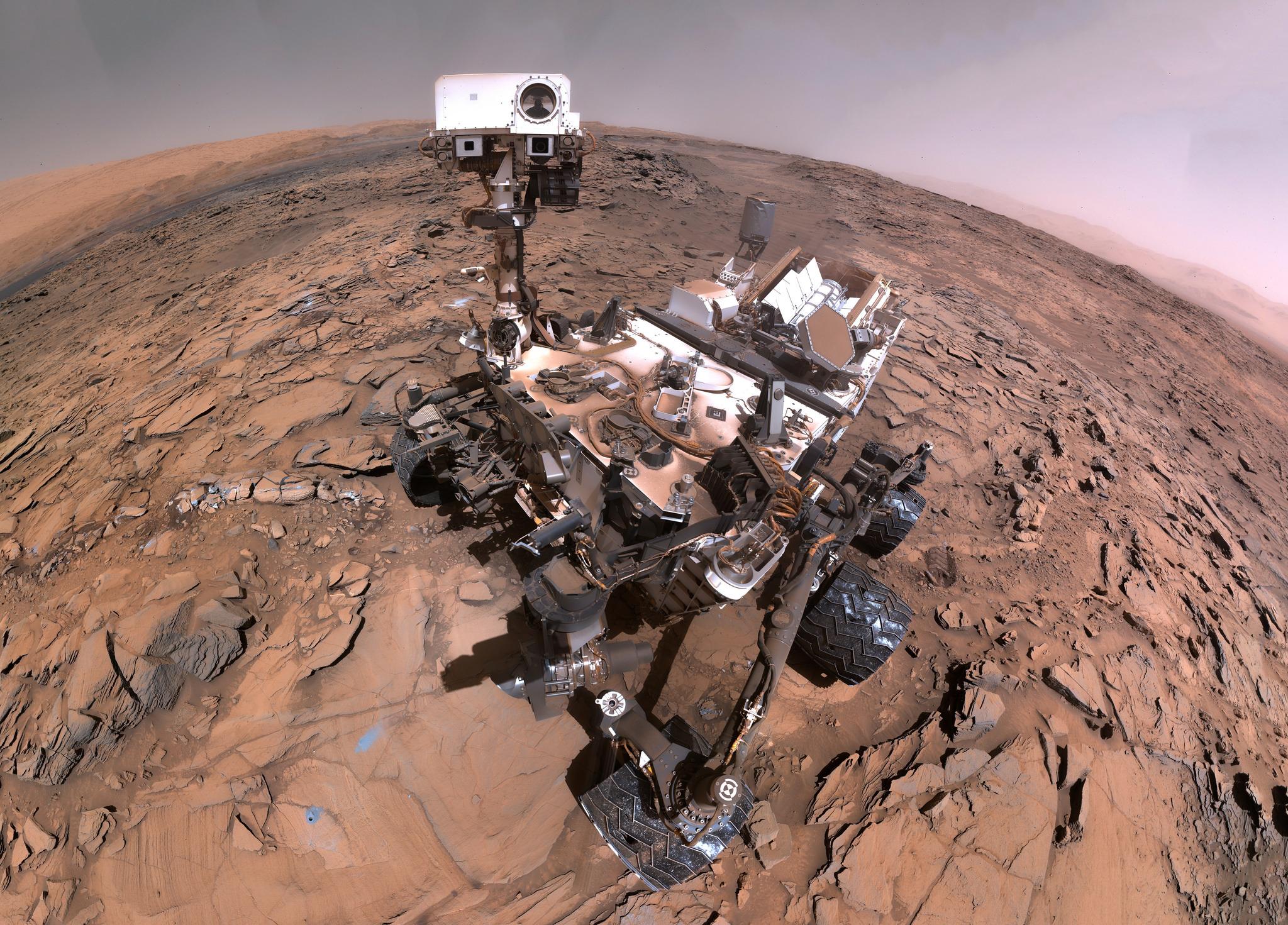nasa mars rover - 1280×720