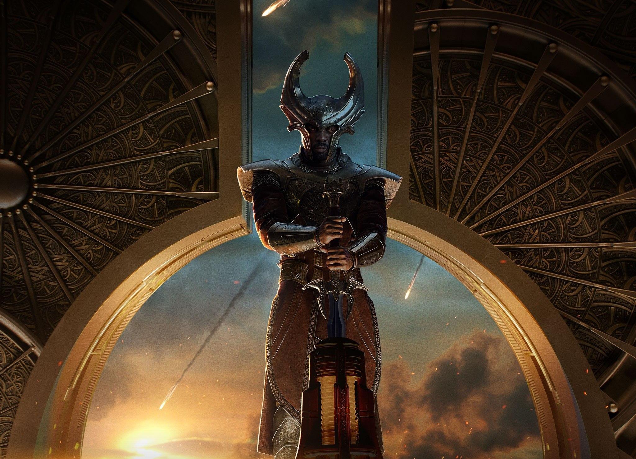 Картинки богов асгарда