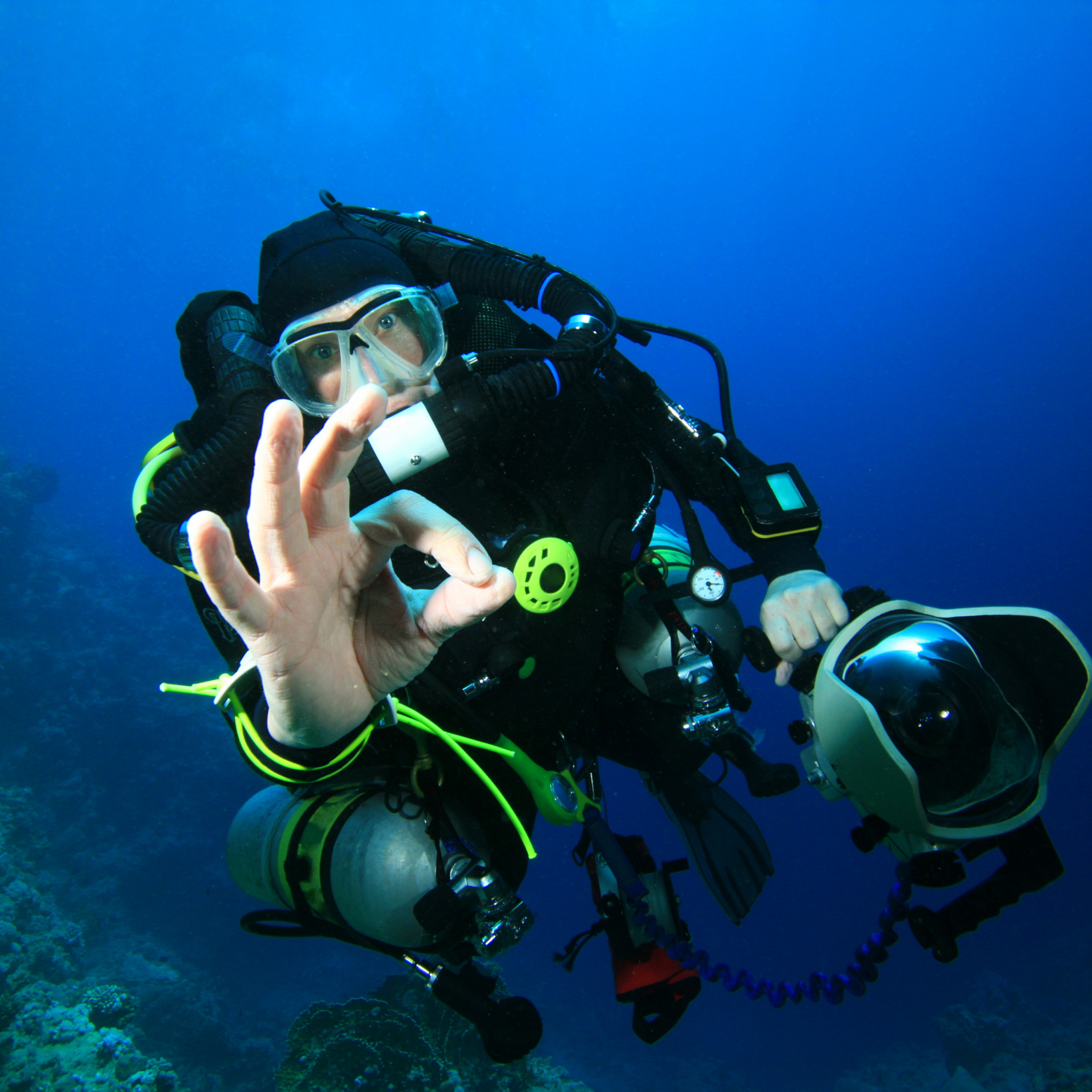 the basics of the art of diving