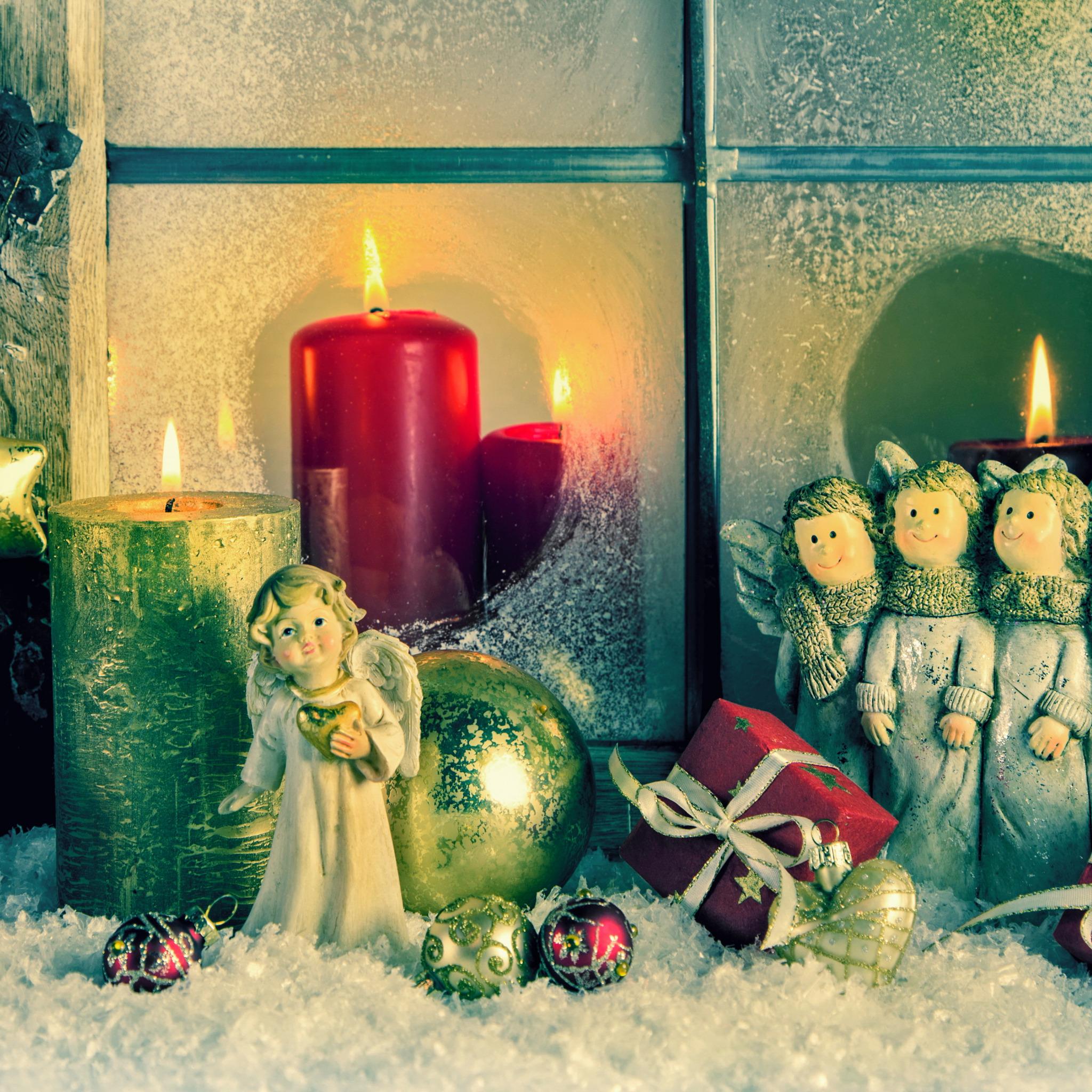 Обои православное рождество
