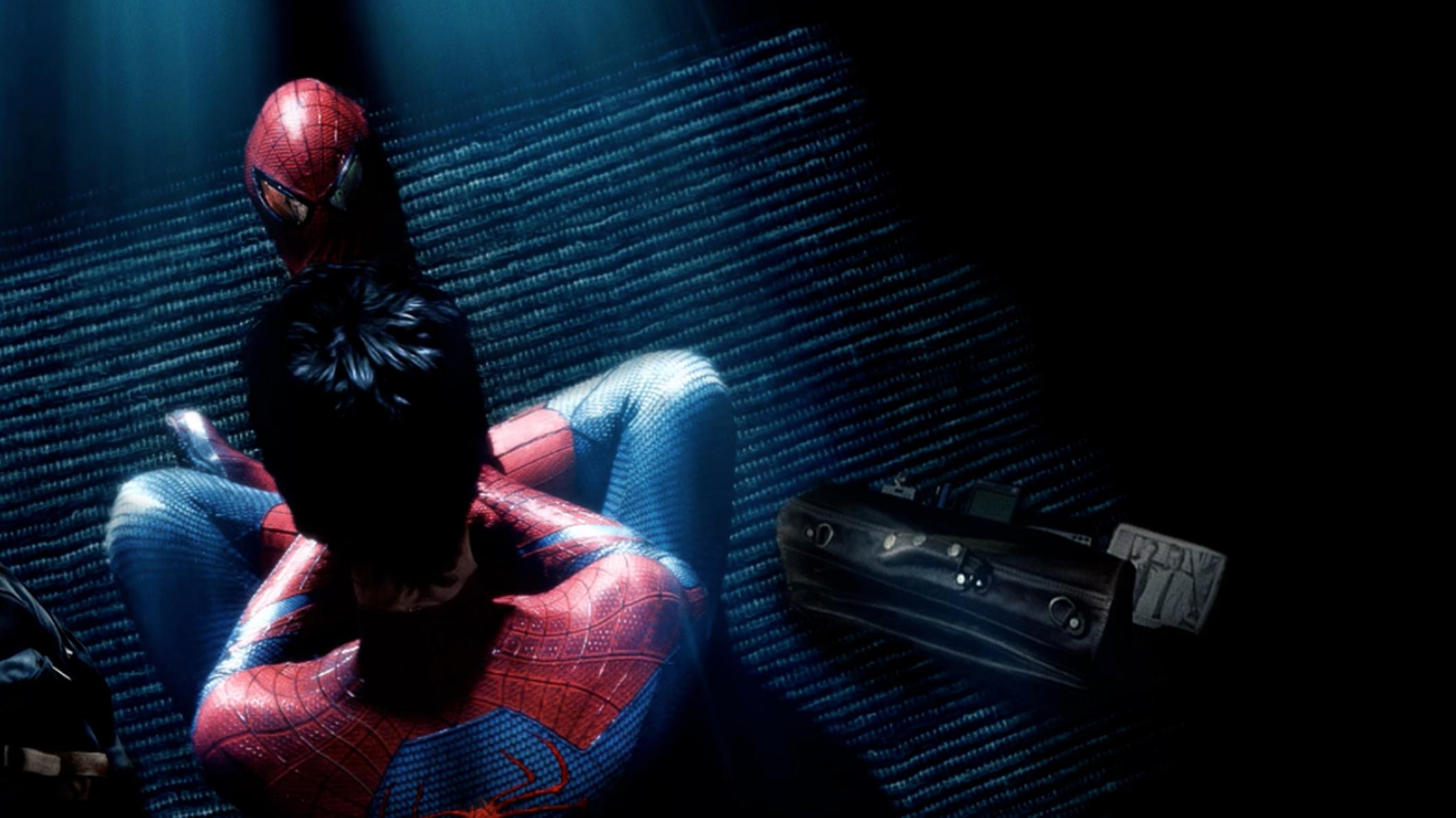 принесет новый человек паук кадры картинки воздействие