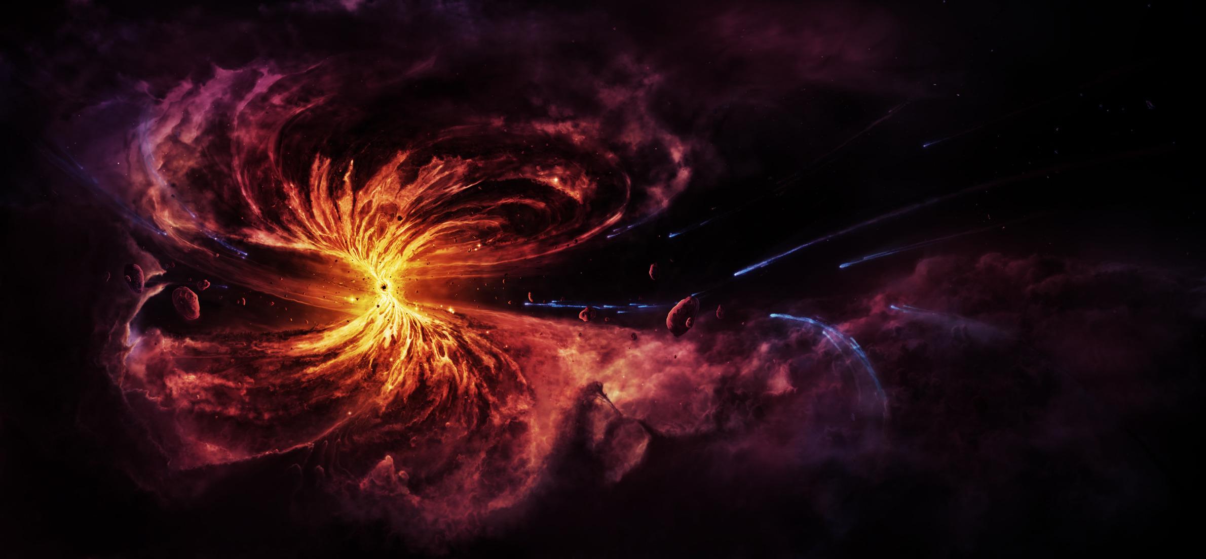 supernova element formation - HD1680×1050