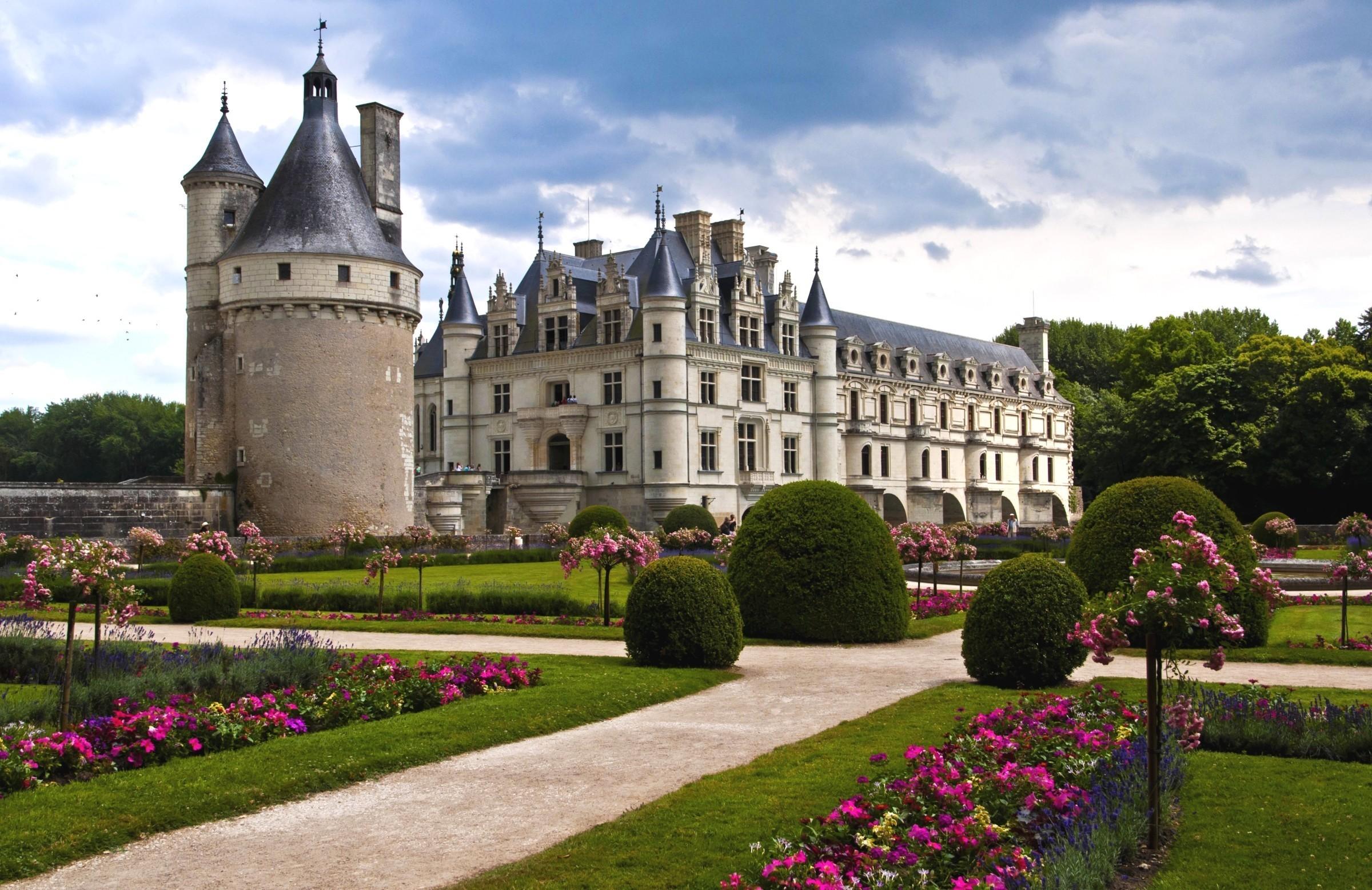 Chateau de Vizille, Isere, France  № 156909  скачать