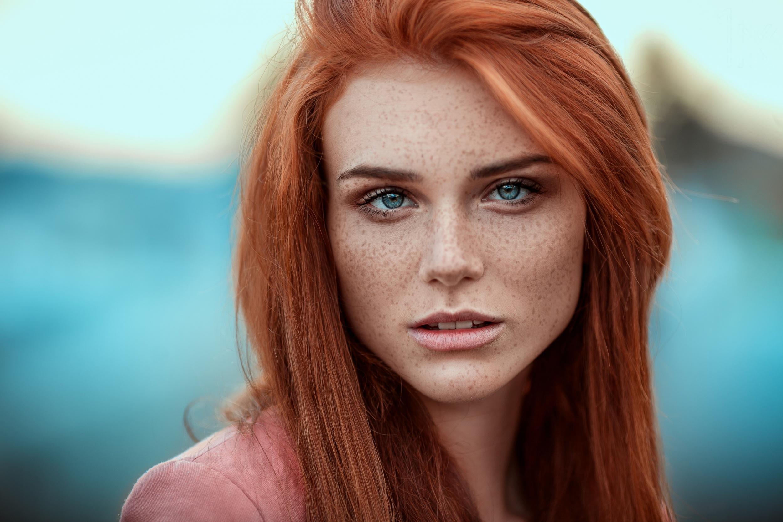 Самые красивые рыжие девушки мира 7 фотография