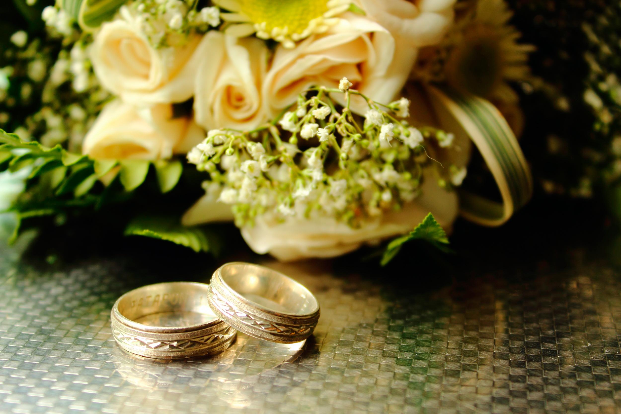 обручальные изысканные кольца  № 631765 бесплатно