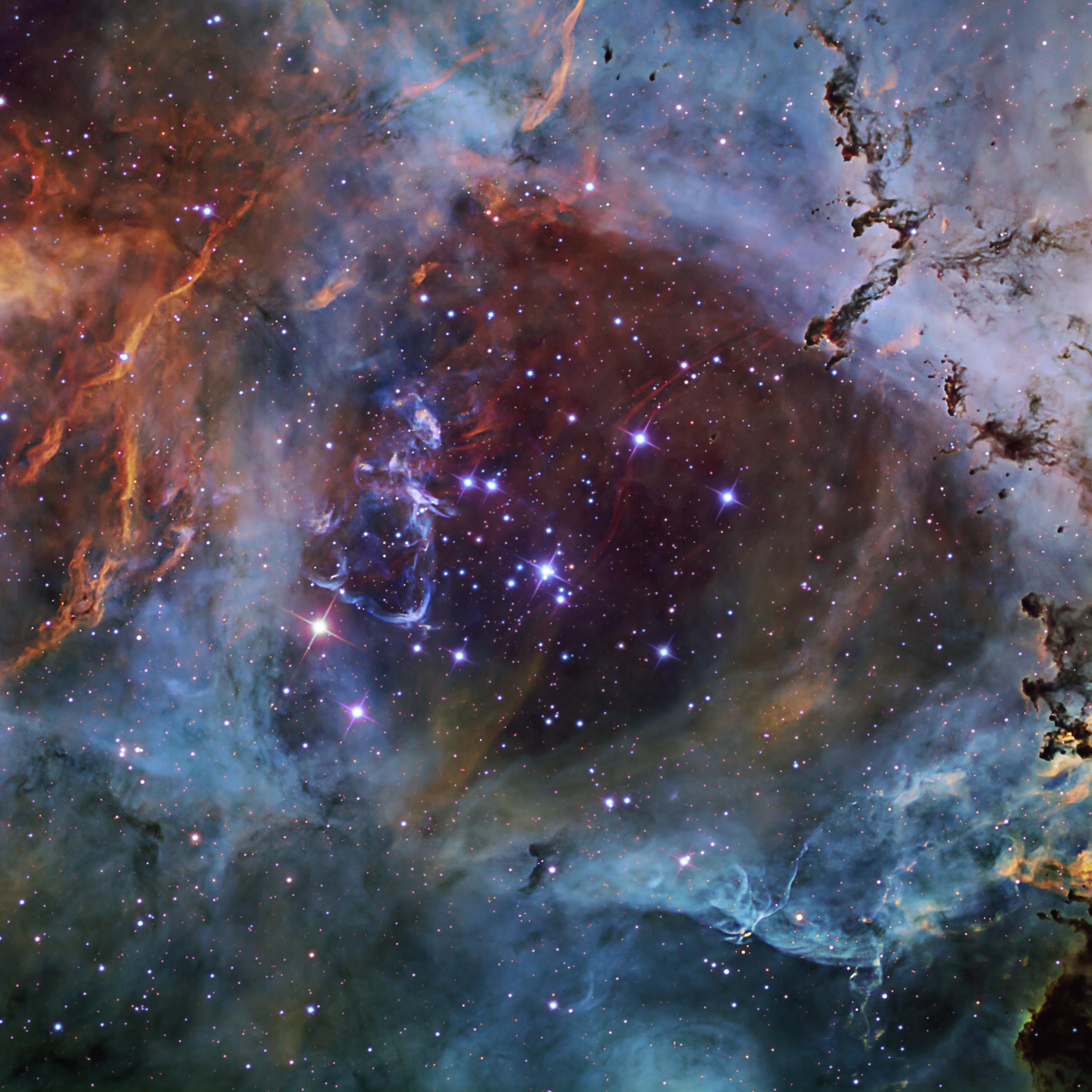 Фото звезды космос туманность цвета