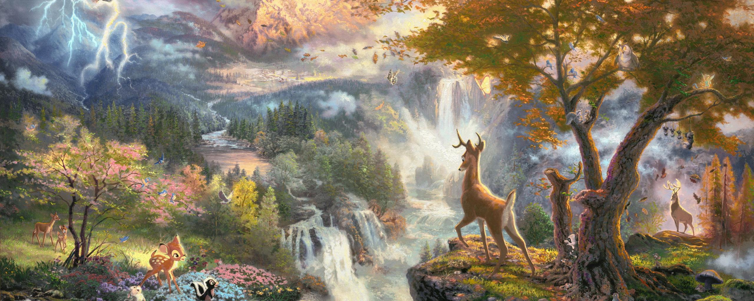 Картинки природа уолта диснея