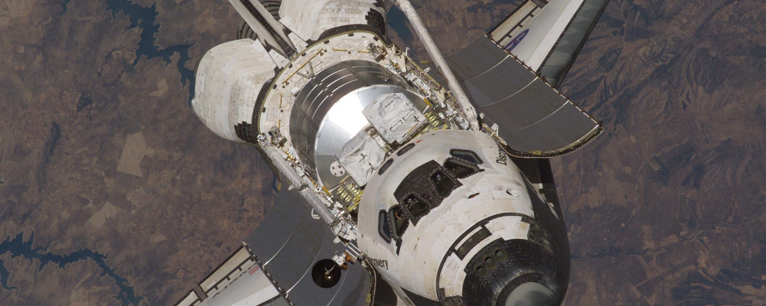этом обломки шаттла в космосе фото марсиан