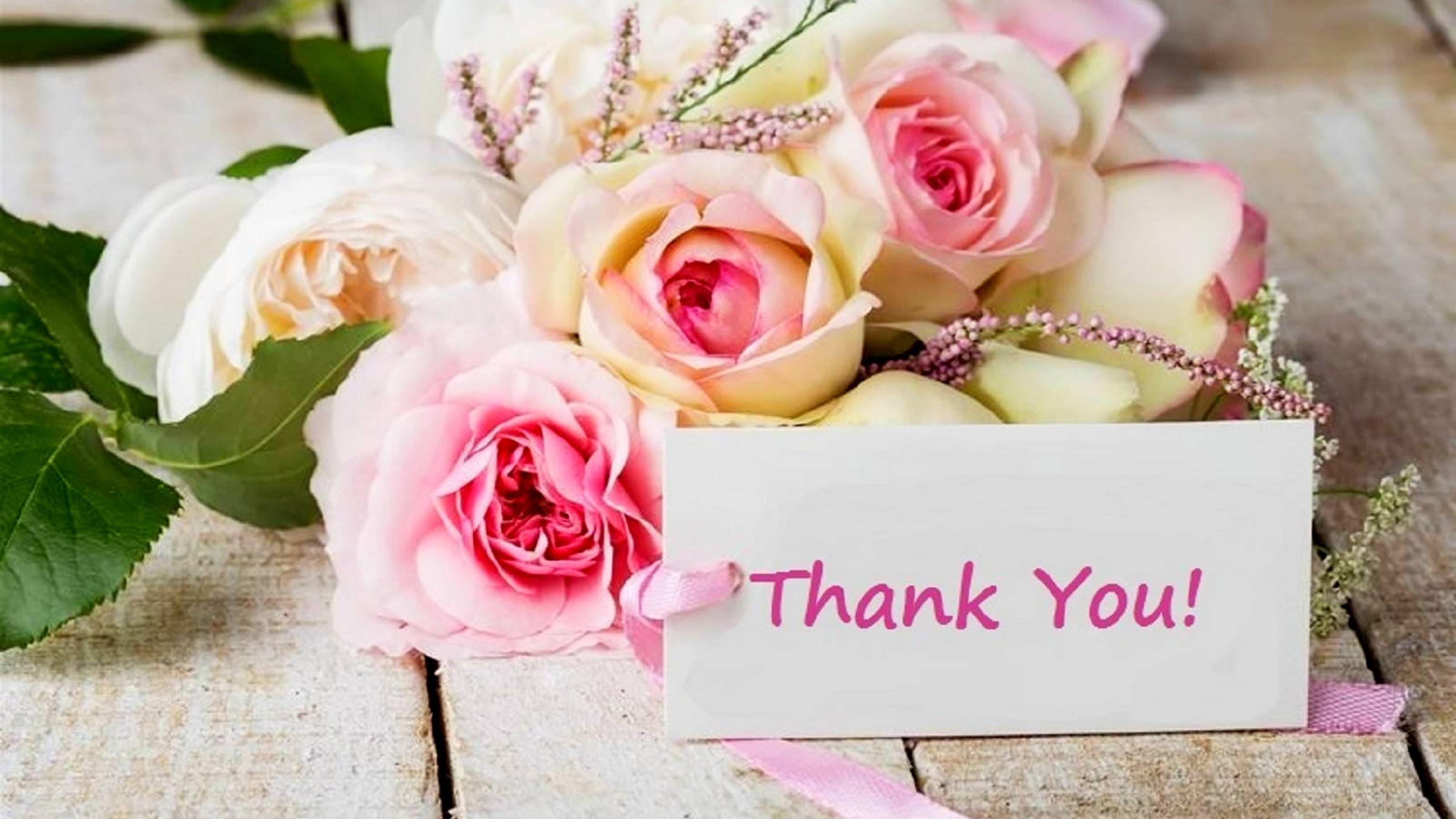 Надписями, спасибо открытка розы