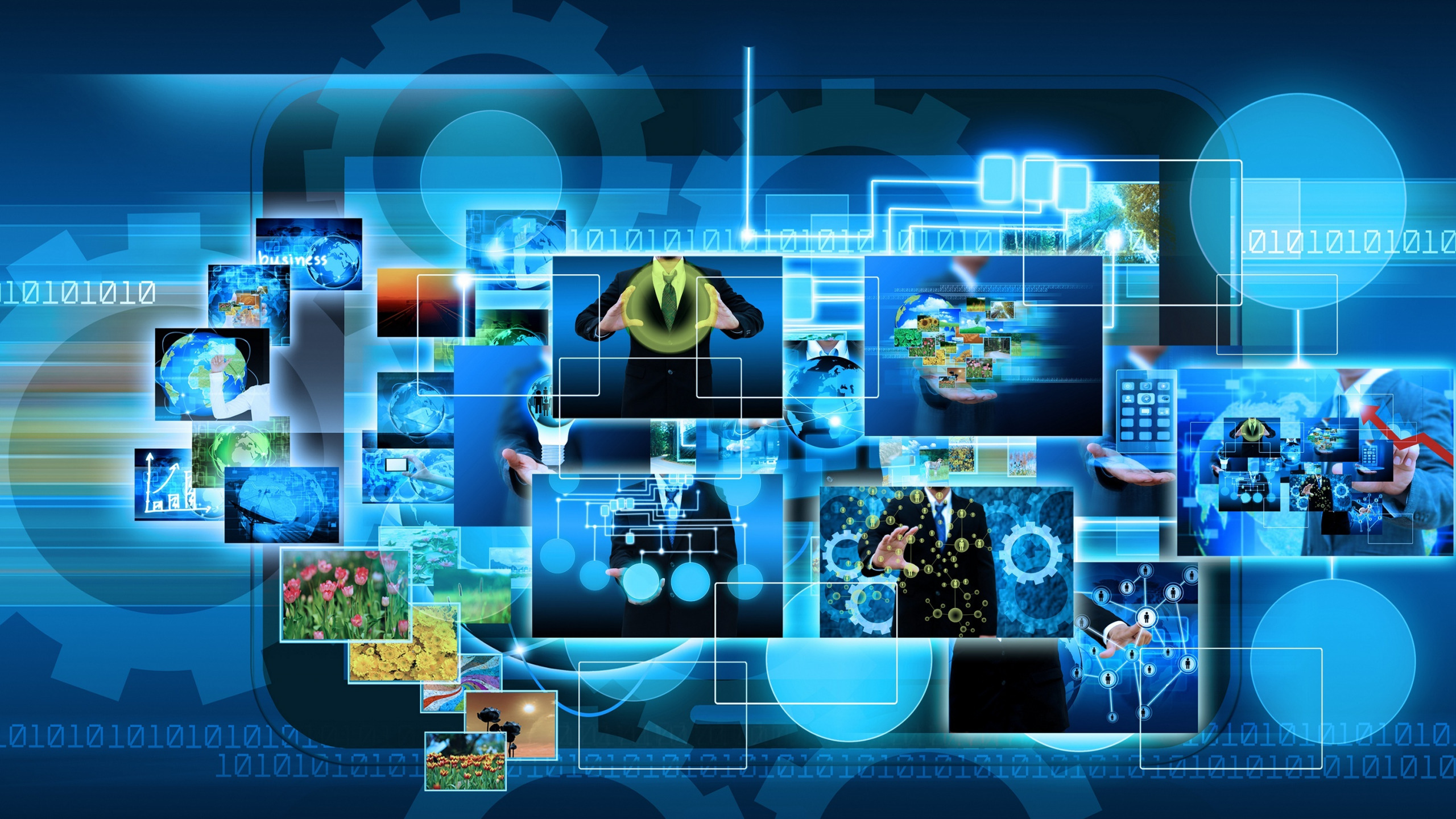 influence of internet and information technology