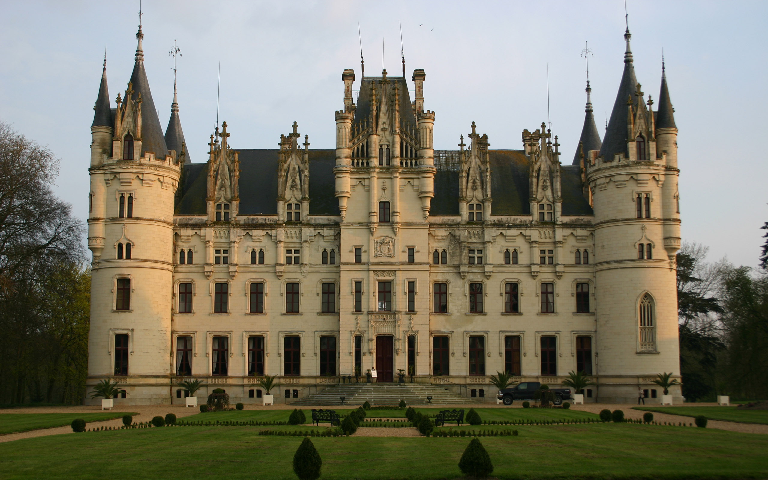 Chateau de Vizille, Isere, France  № 156877 без смс