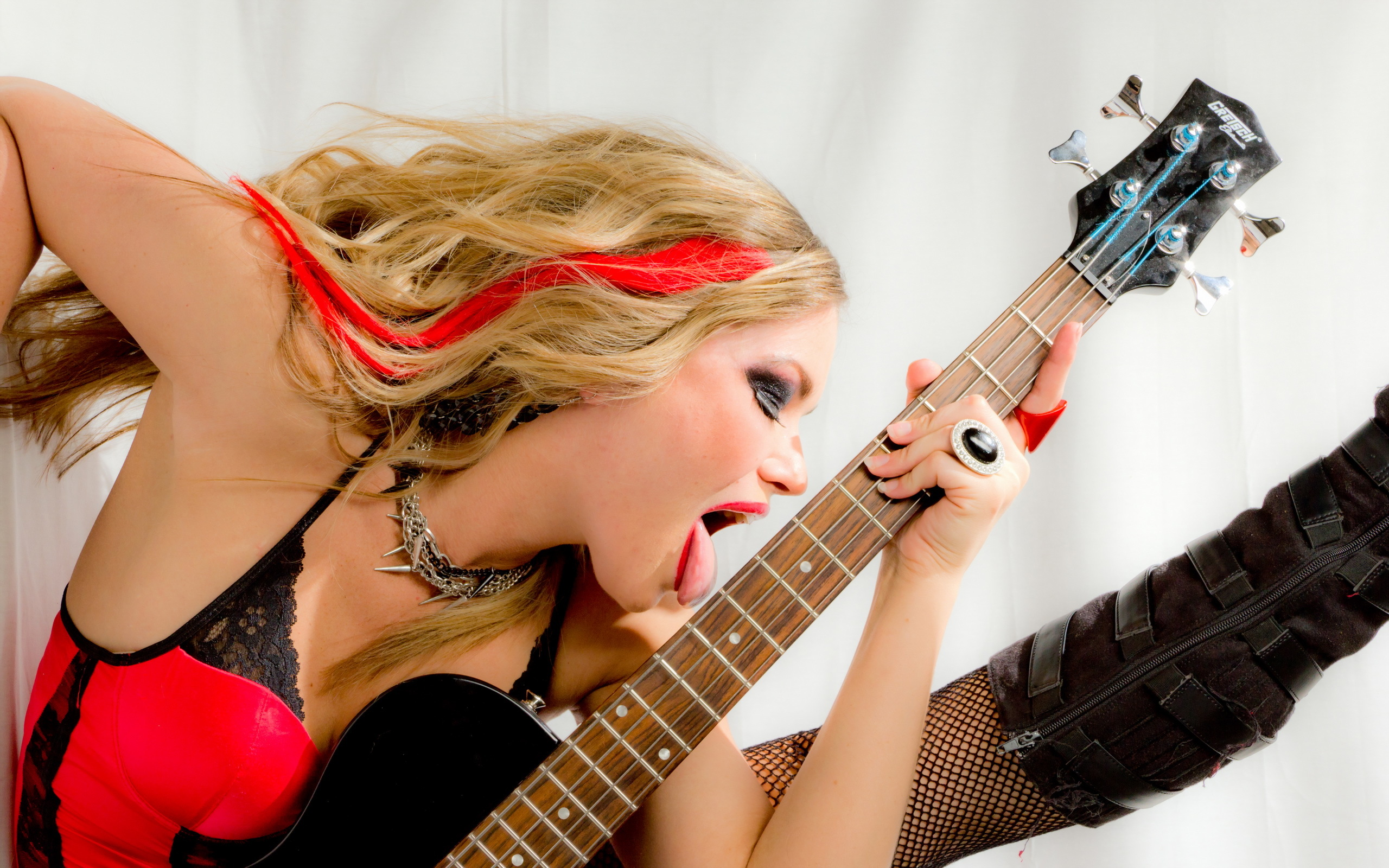 Hot girl guitar #1