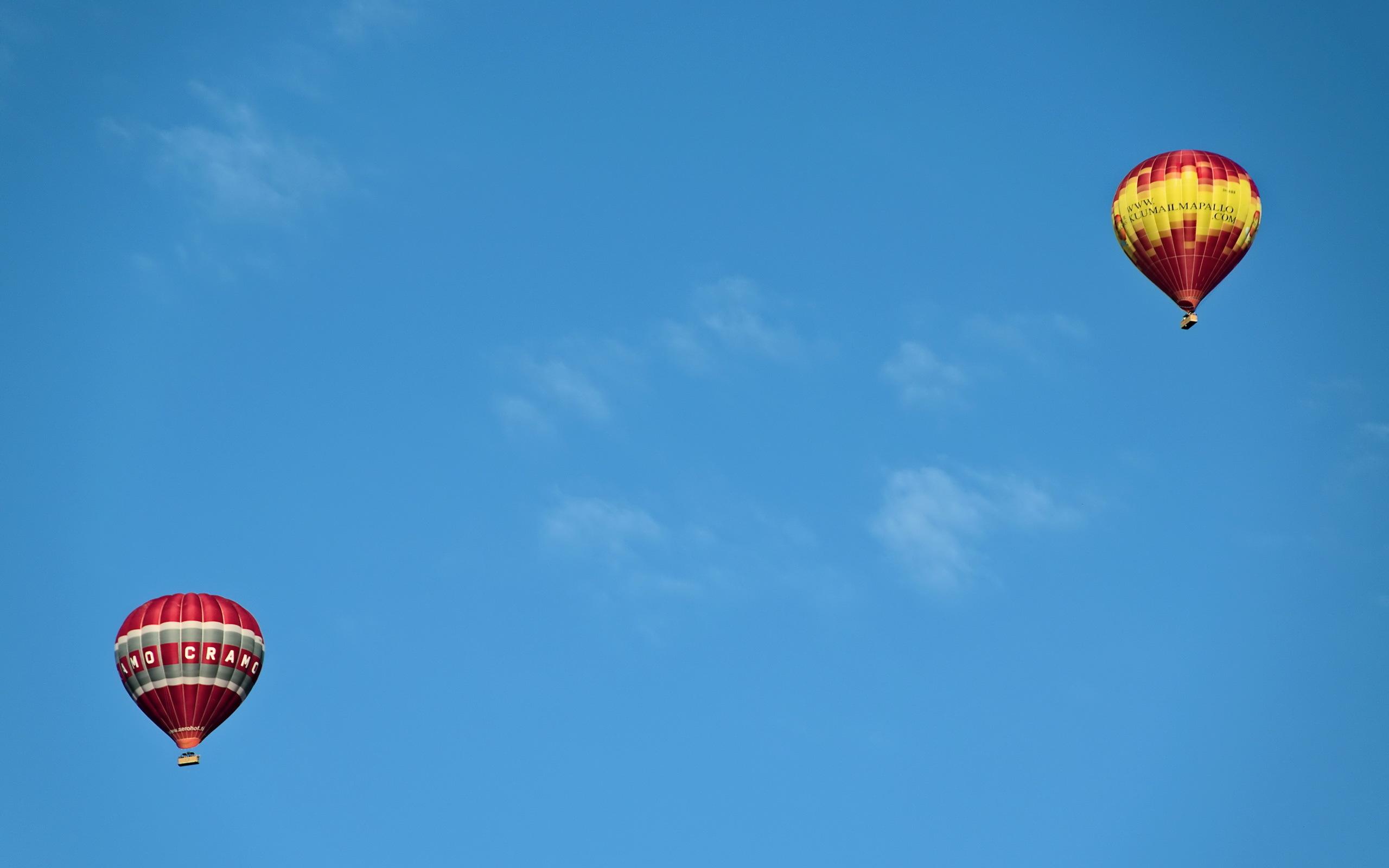 шары небо balls the sky  № 1008128  скачать