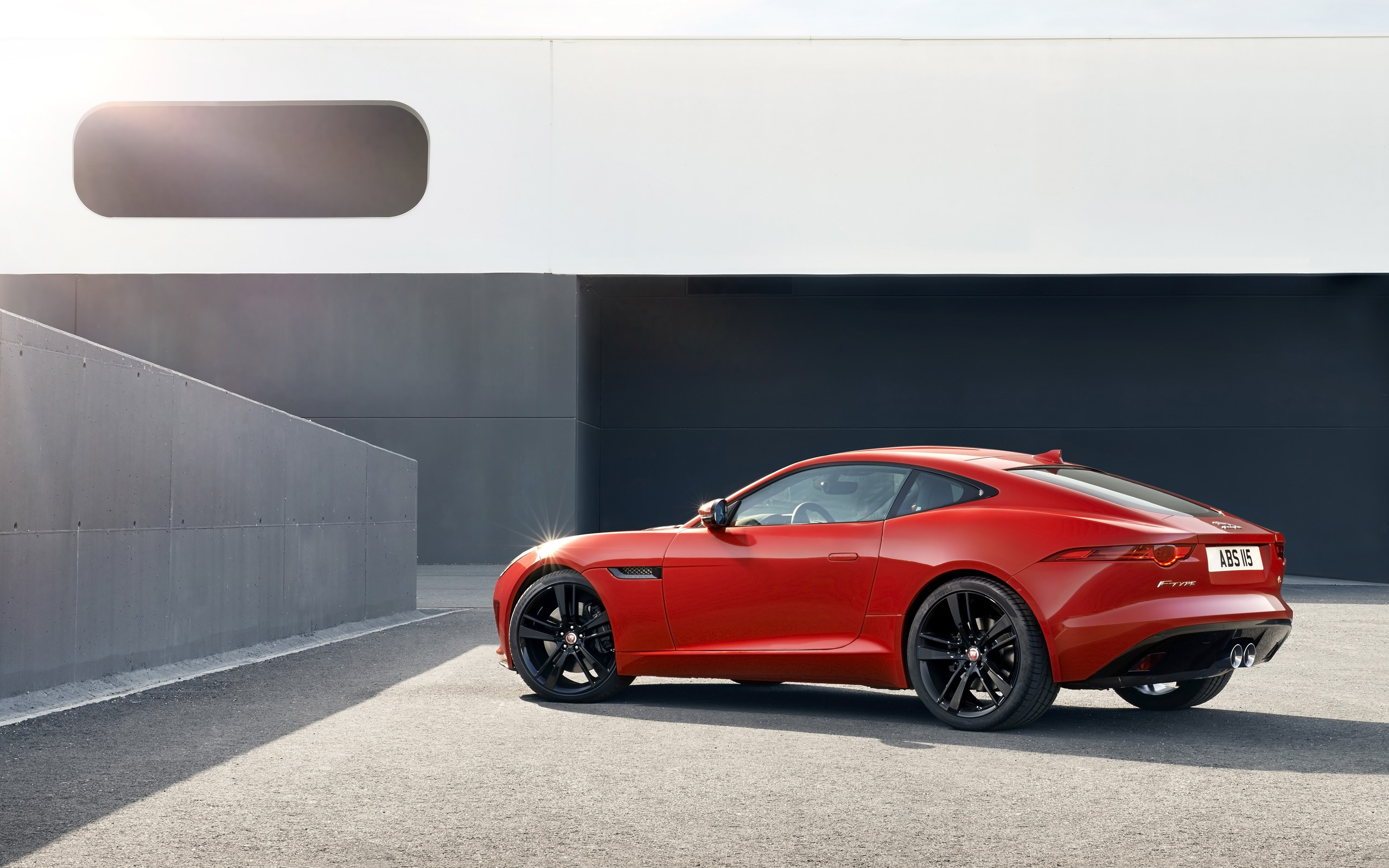 Jaguar F-Type Coupe  № 2429446 без смс