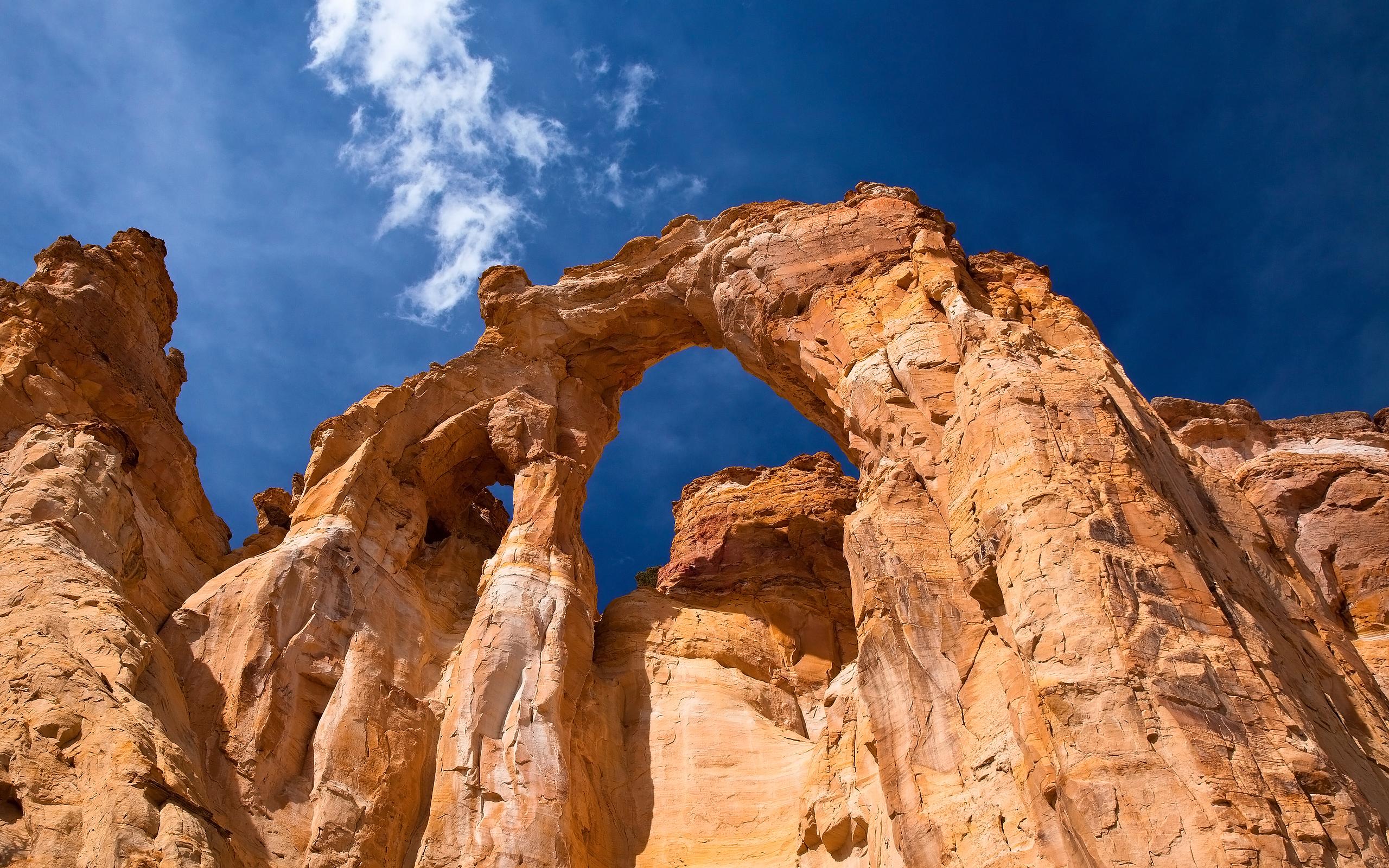 каньон арка небо  № 888972  скачать
