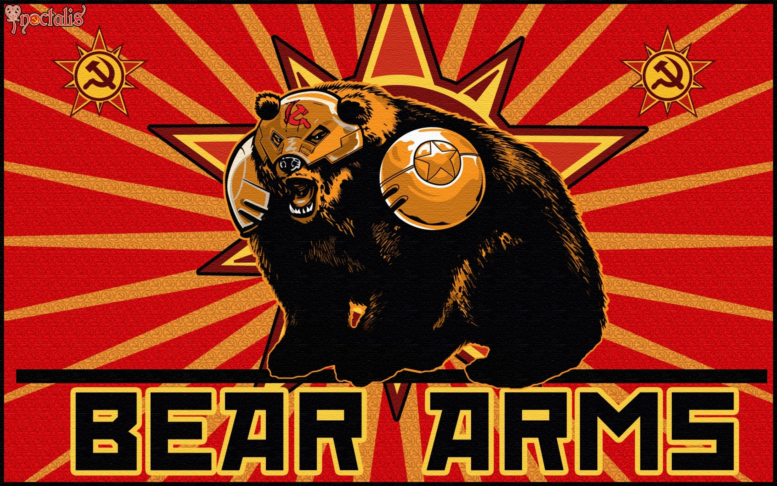 Молот медведь картинка