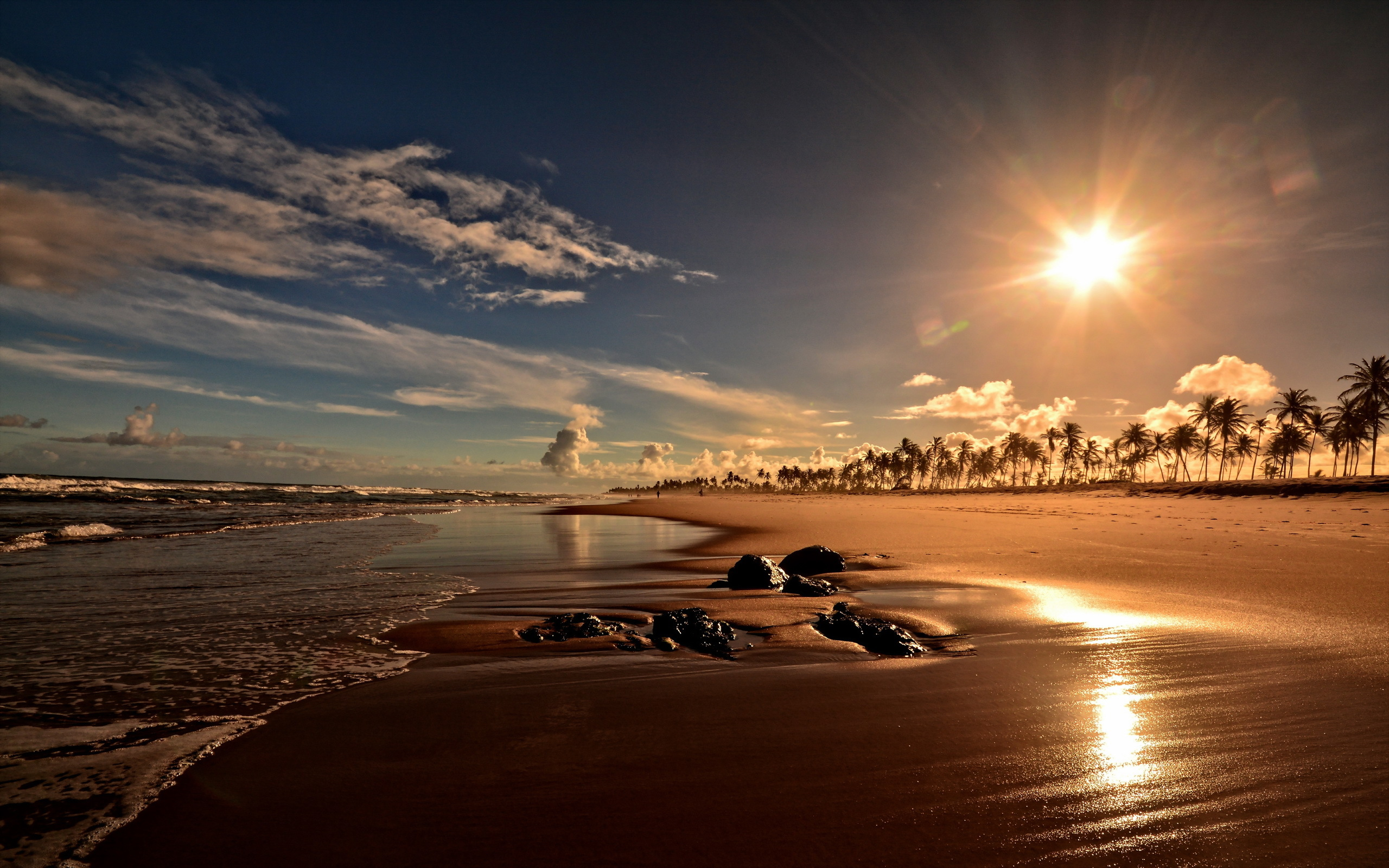 sunrise pictures on the beach