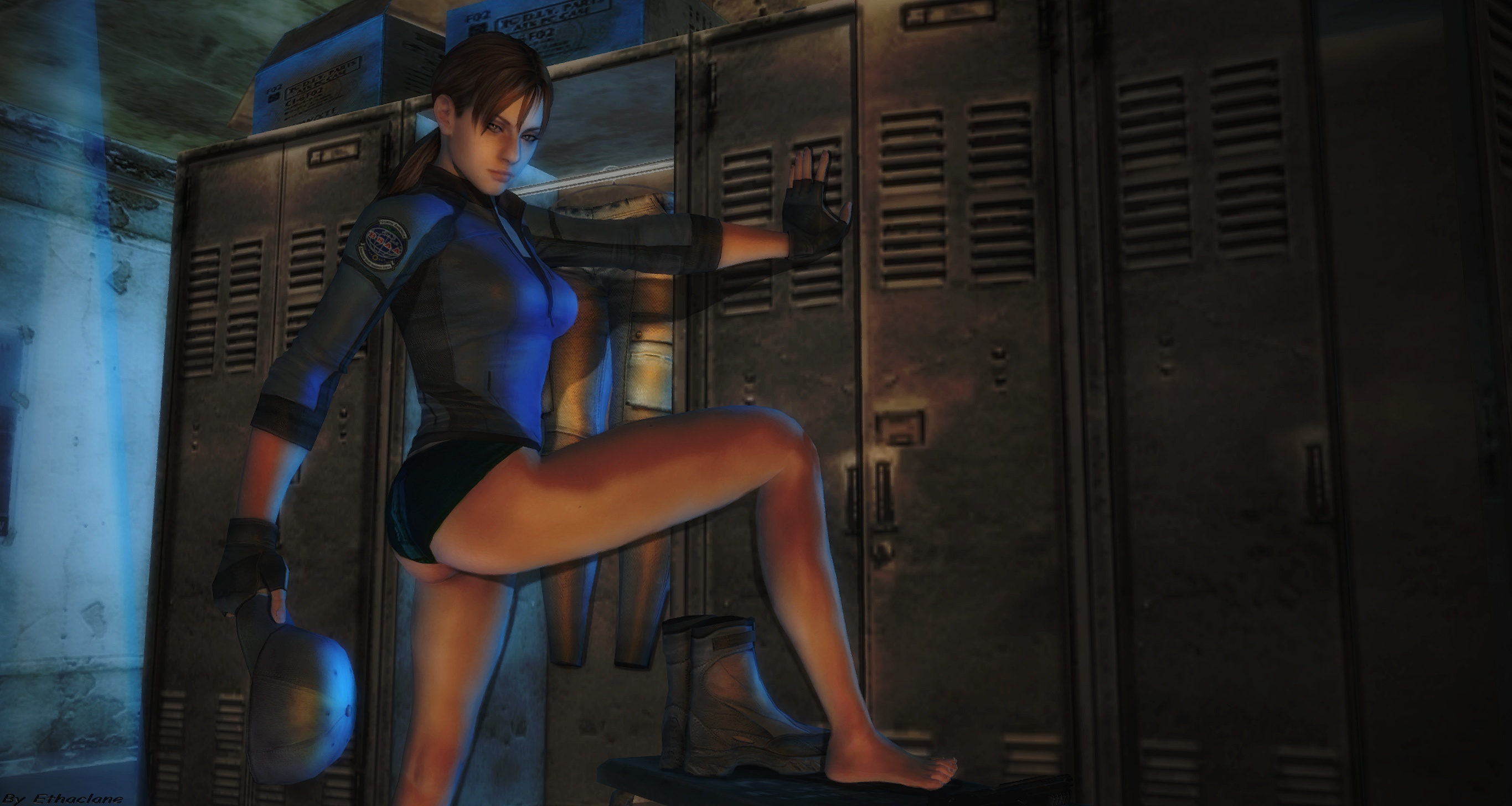 Resident evil 5 nuds girls pic anime photos