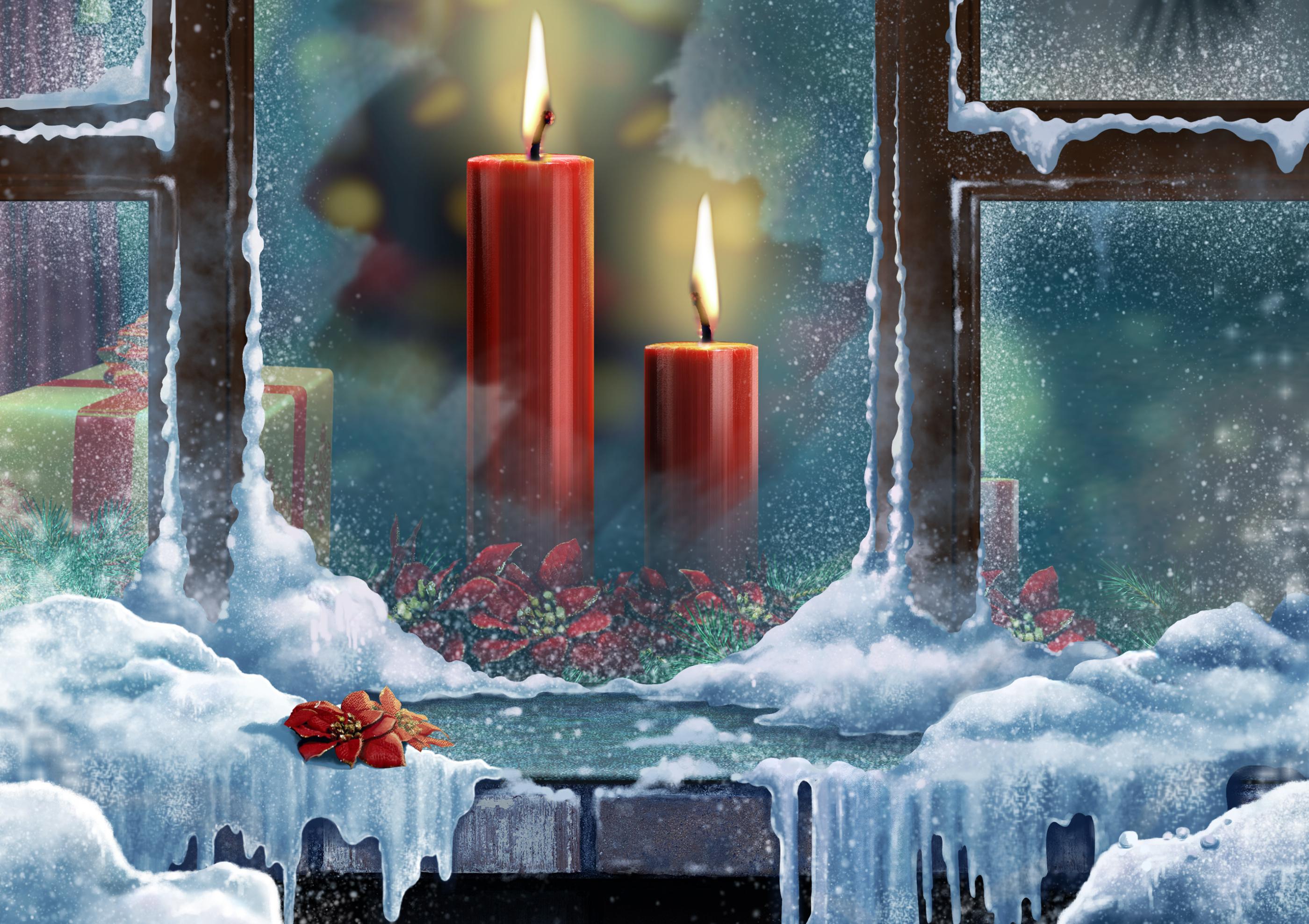 Внучке лет, зимнего вечера картинки