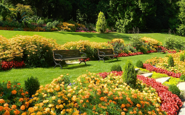 прошел картинки сады и парки с цветочными клумбами на рабочий стол репертуар оперной