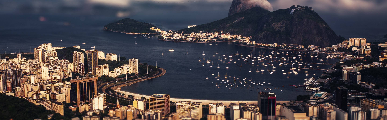 Сверкающий Рио-Де-Жанейро  № 1457476 загрузить