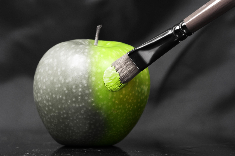юань креативные картинки яблок каталог судебных приставов