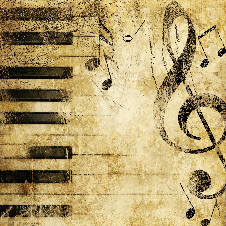 Музыкальный стиль картинки