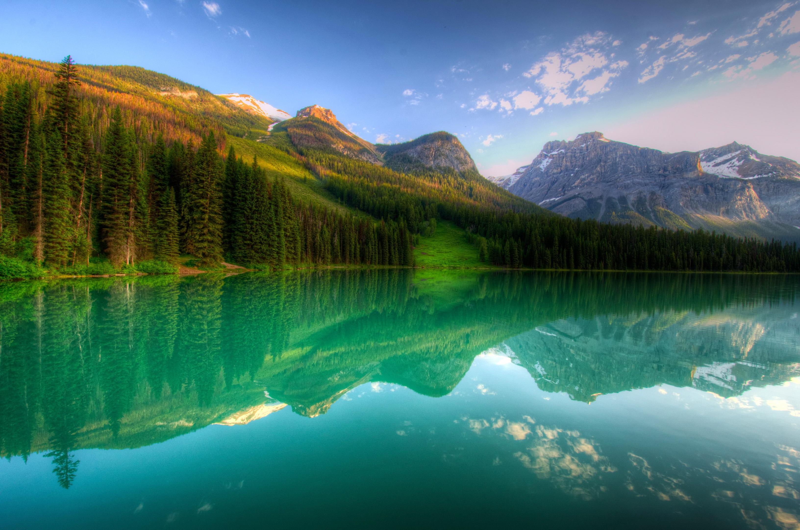 Озеро на горе  № 2948736 без смс