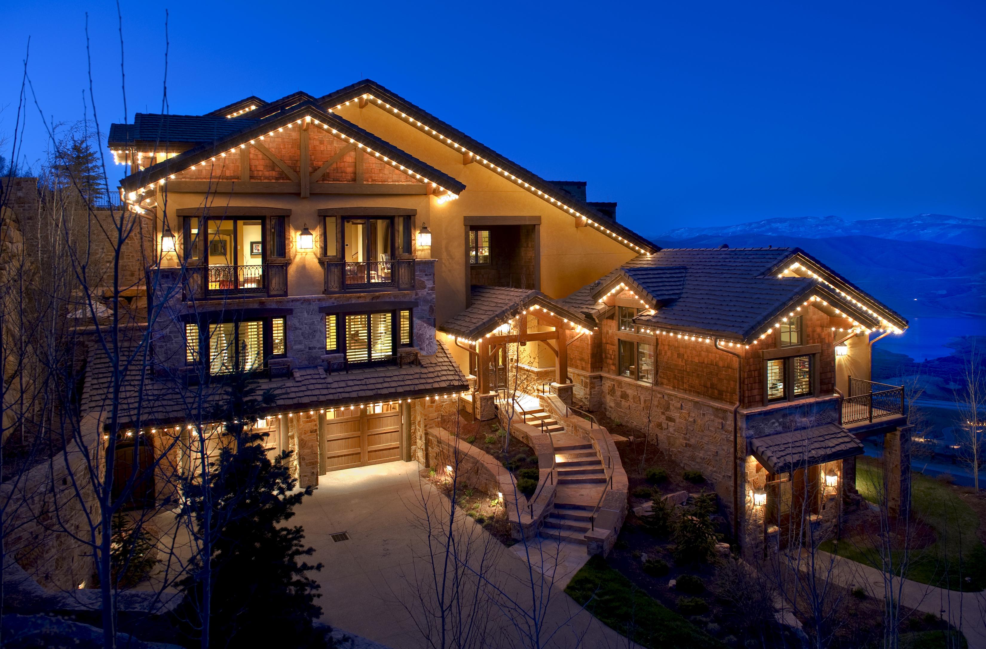 Красиве картинки домов