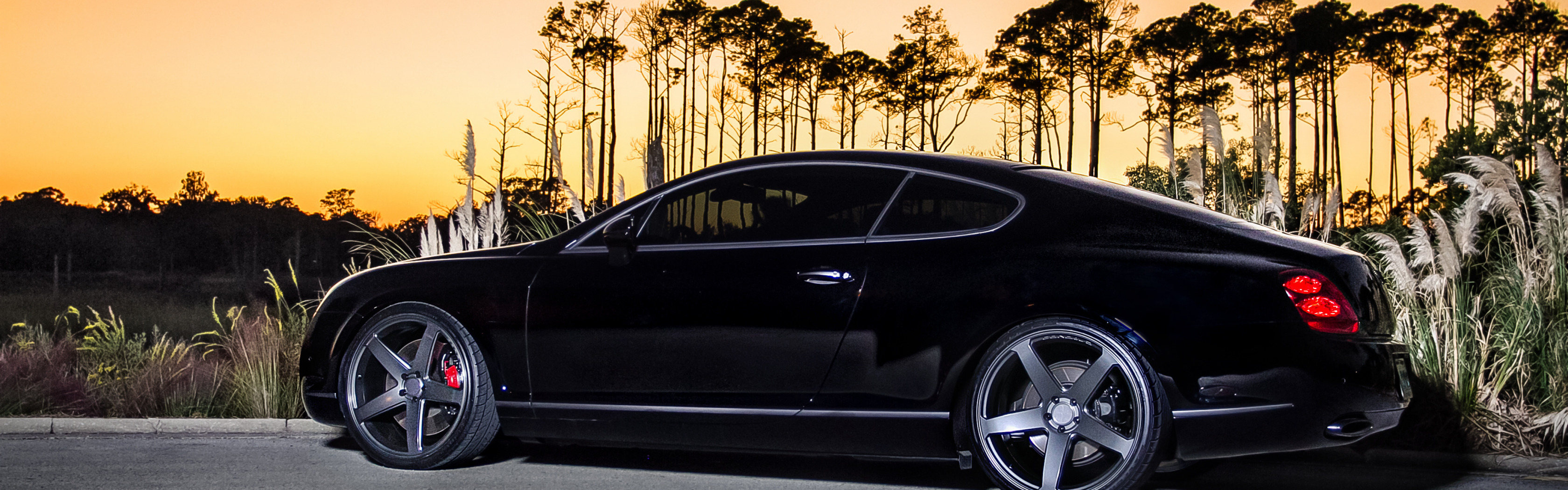 Bentley black  № 200008 без смс