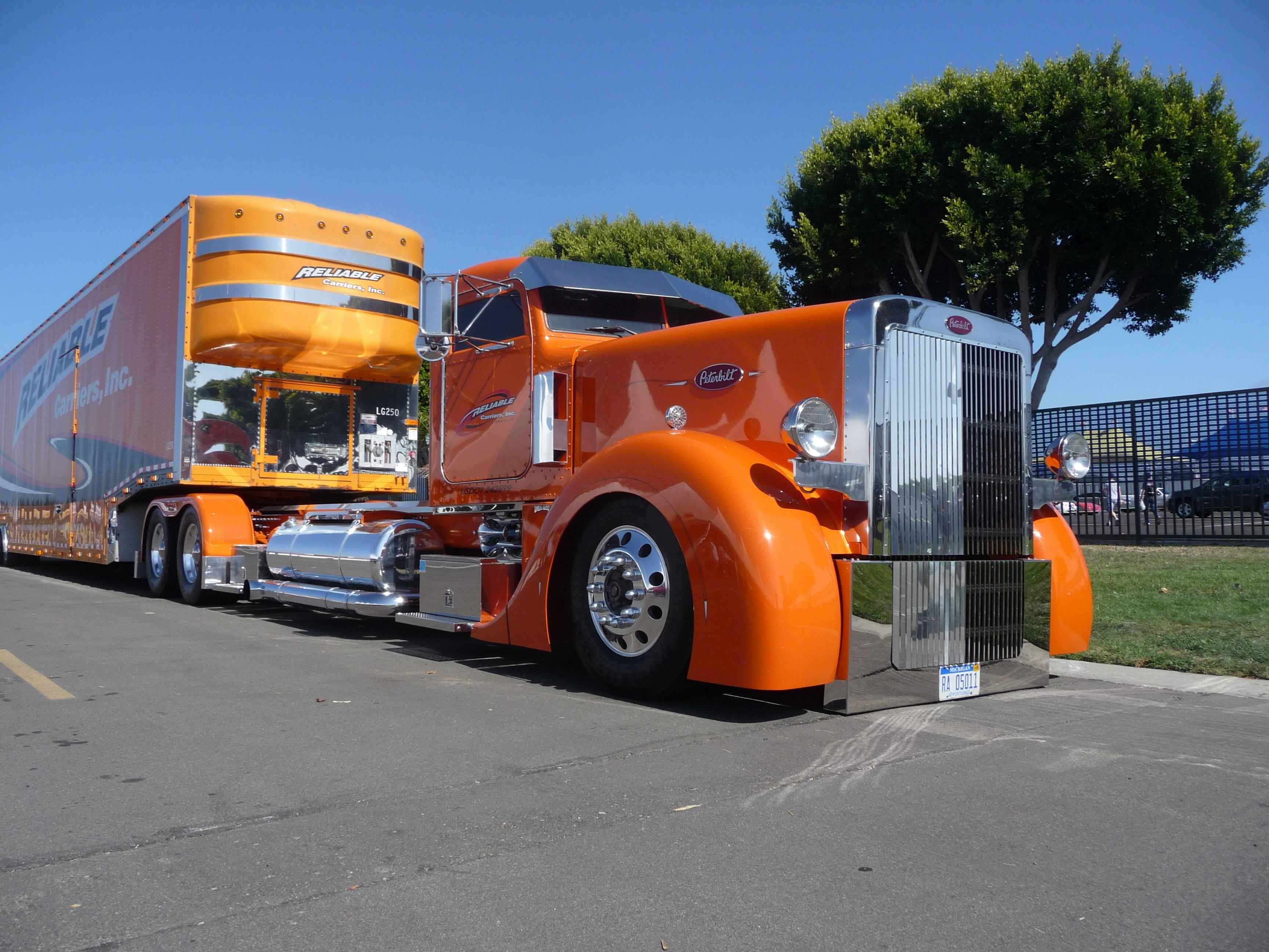 желтый грузовик  № 204791 без смс