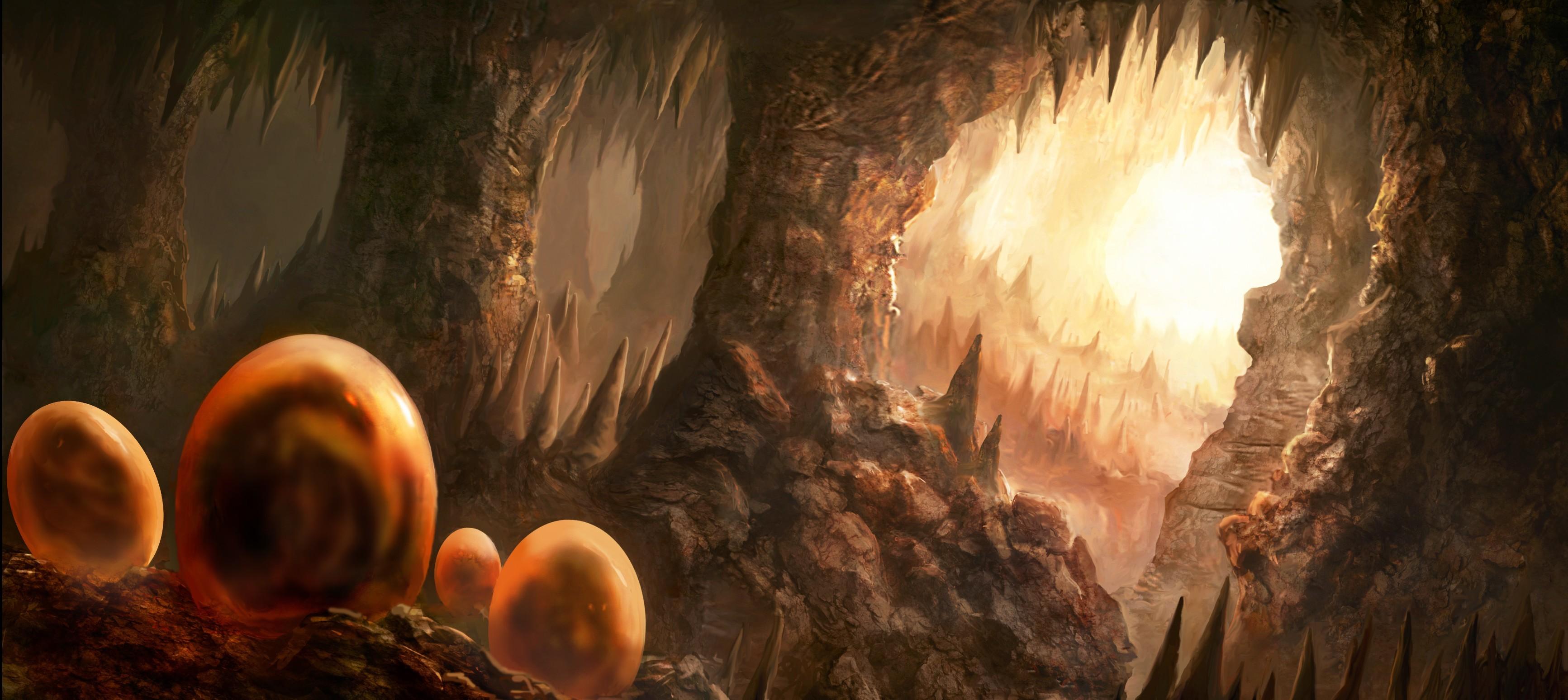 картинки пещеры с золотом драконе хочу наговаривать