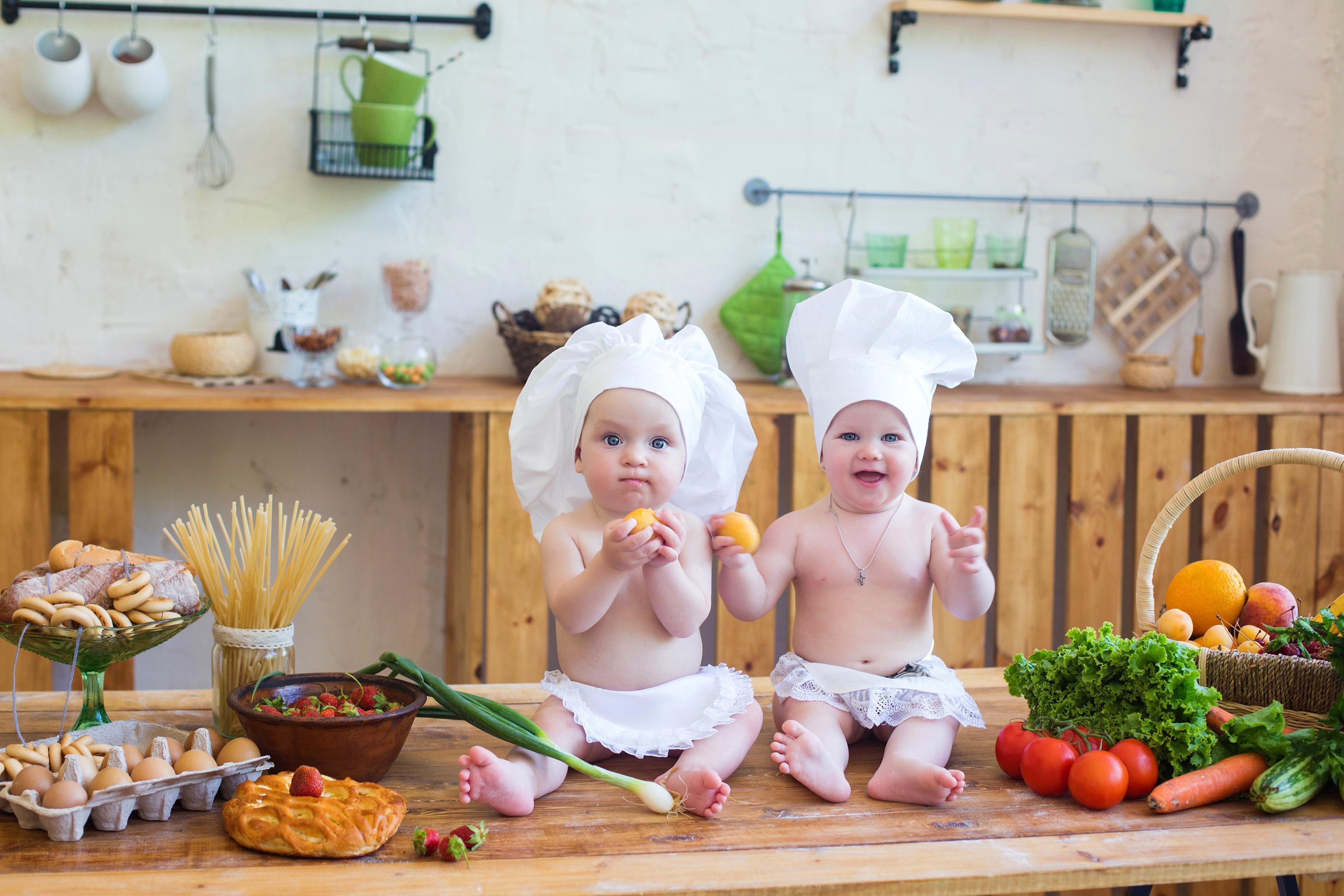 Открытки дню, кухня веселые картинки