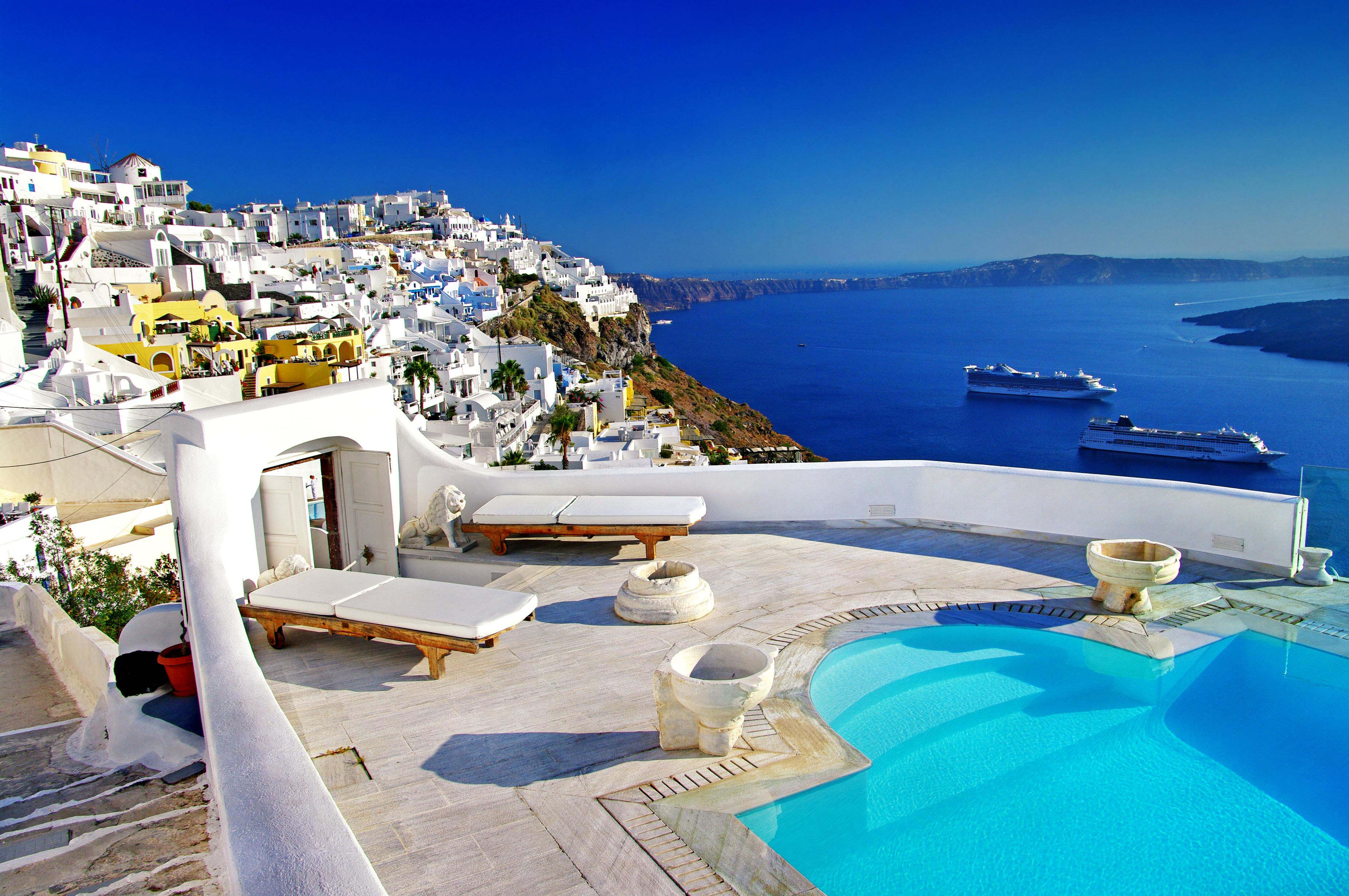 красивые места в греции фото с названиями и описанием стол является