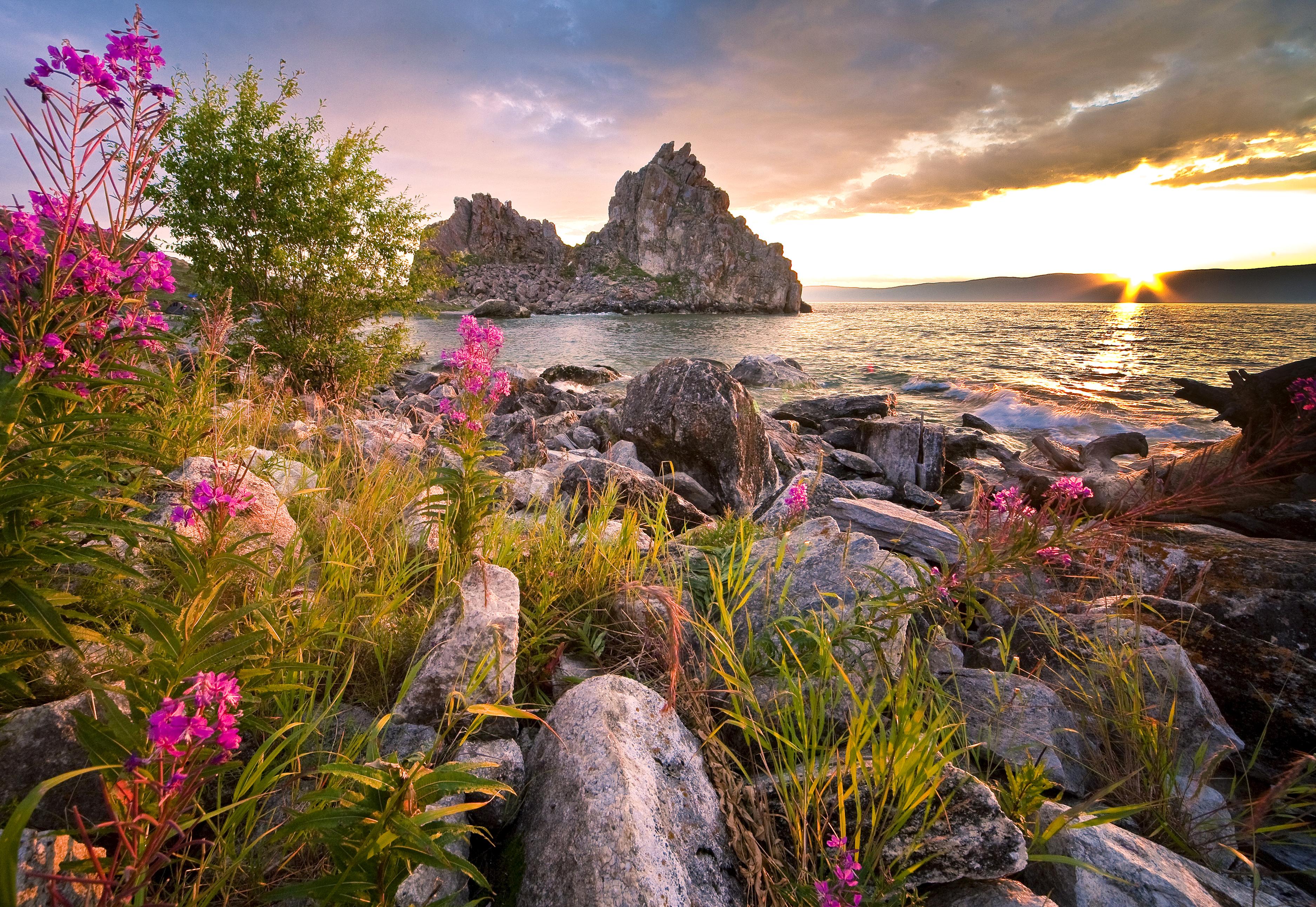 Картинки красивых мест природы в россии