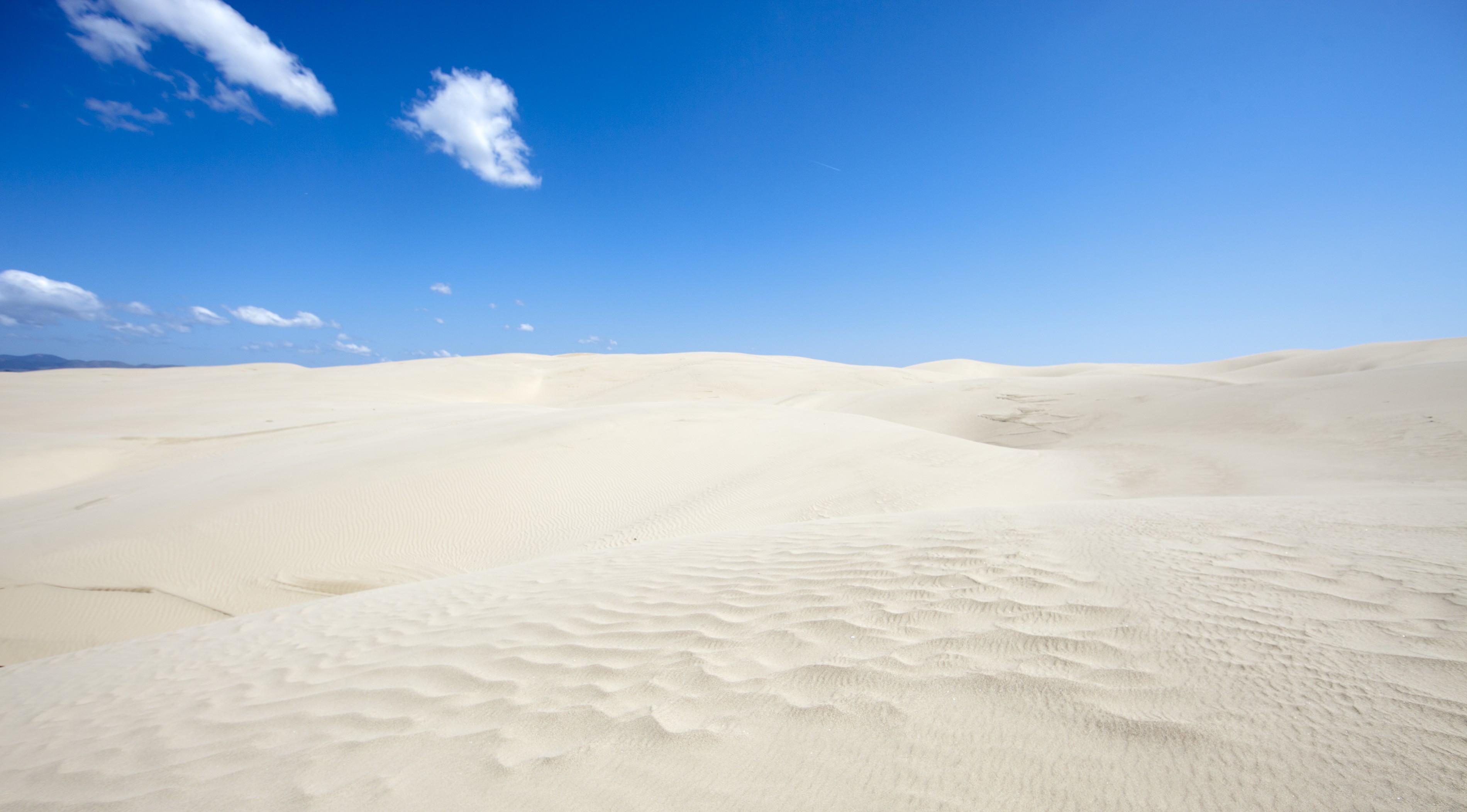 небо песок месяц  № 3914364 загрузить