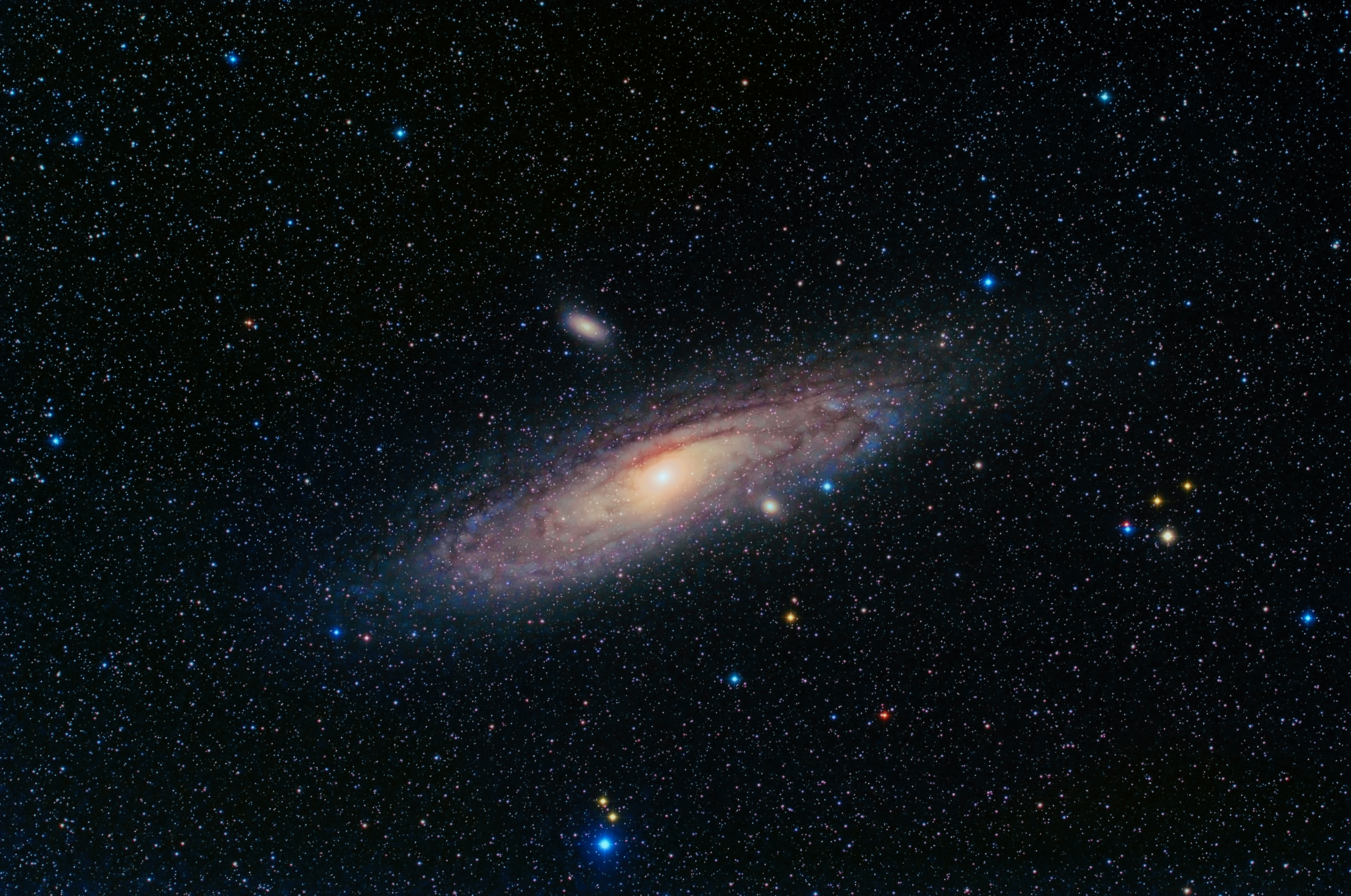 andromeda galaxy images - HD1332×850