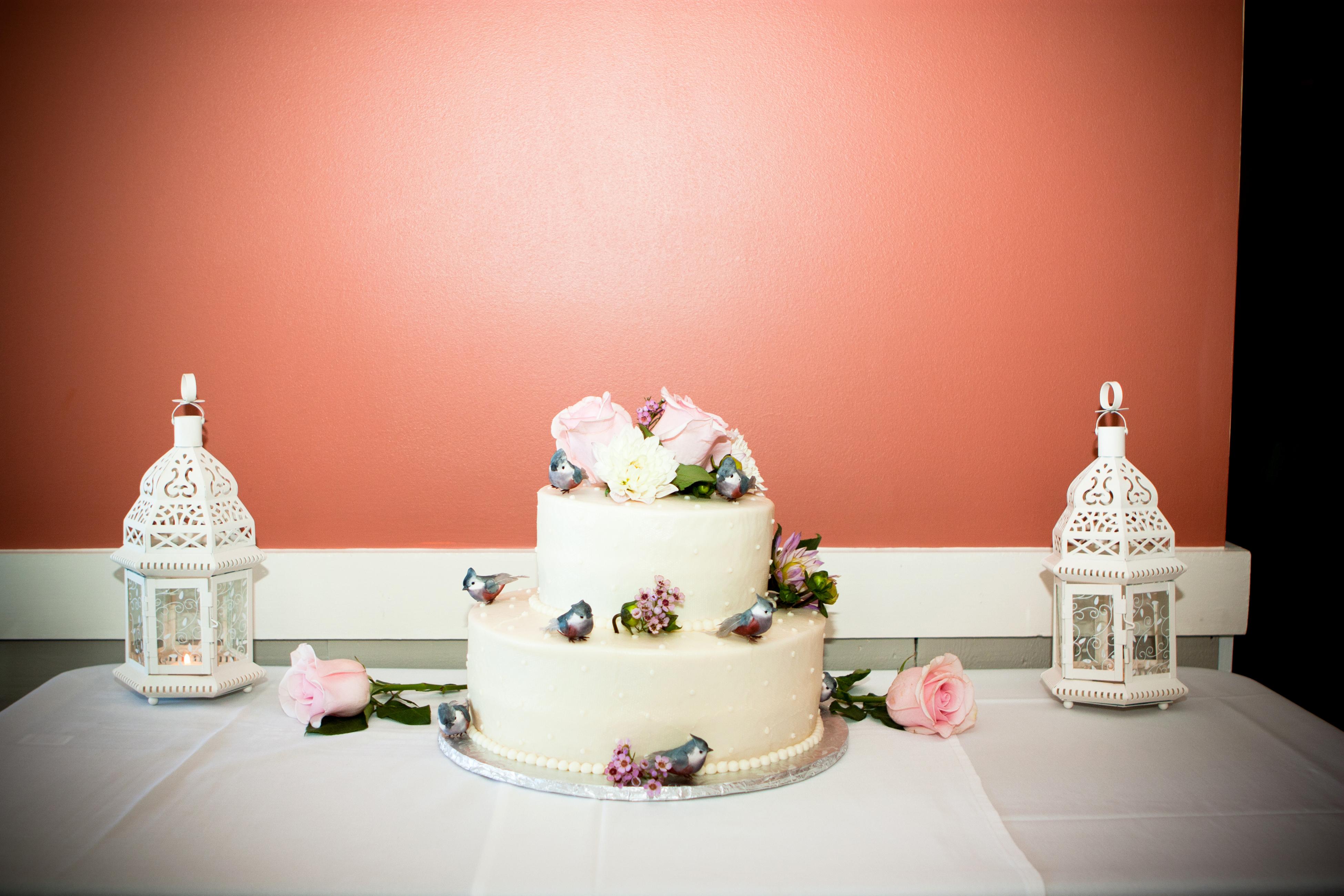 Свадебный торт  № 1408226 без смс