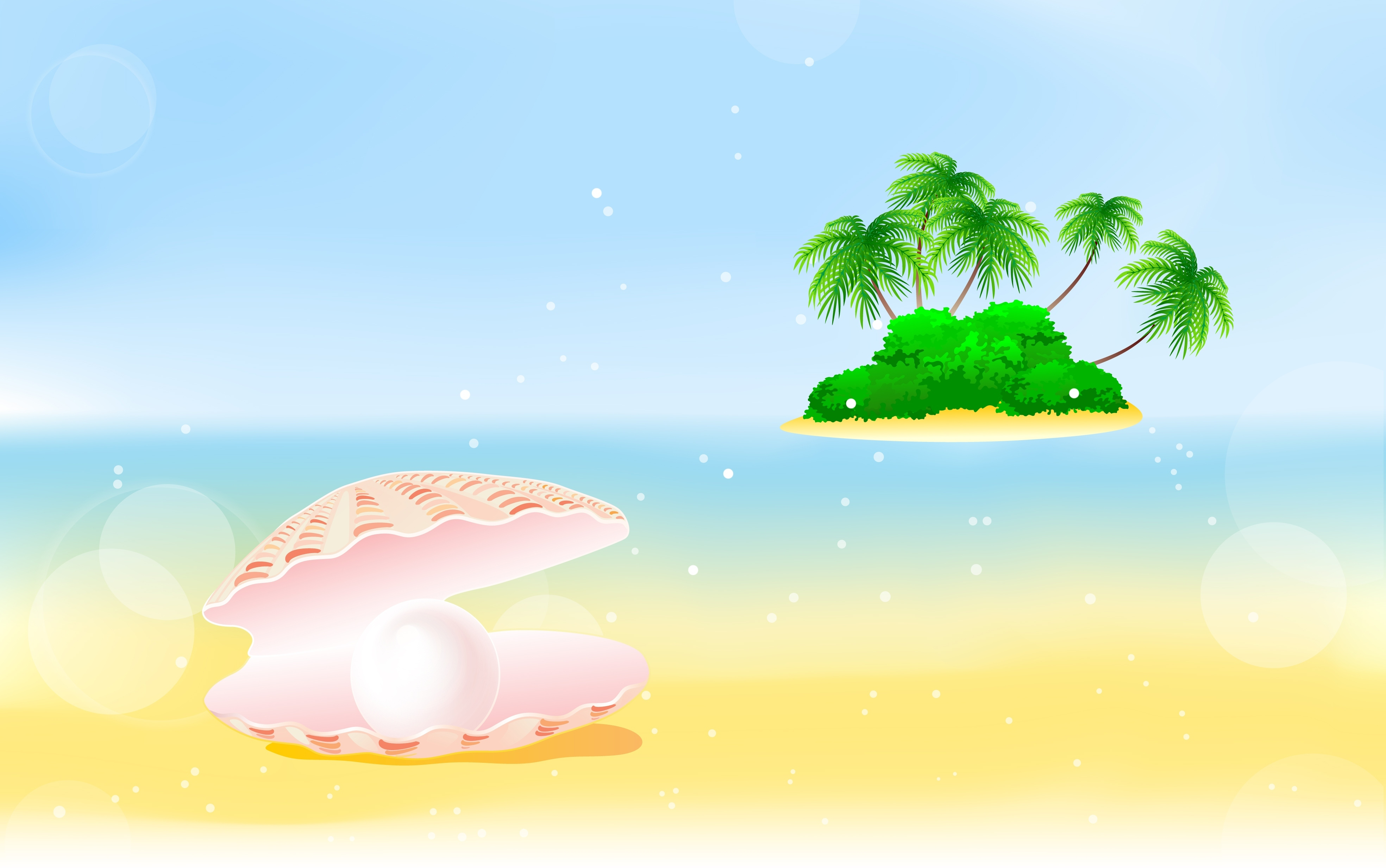 Остров необитаемый картинка для детей
