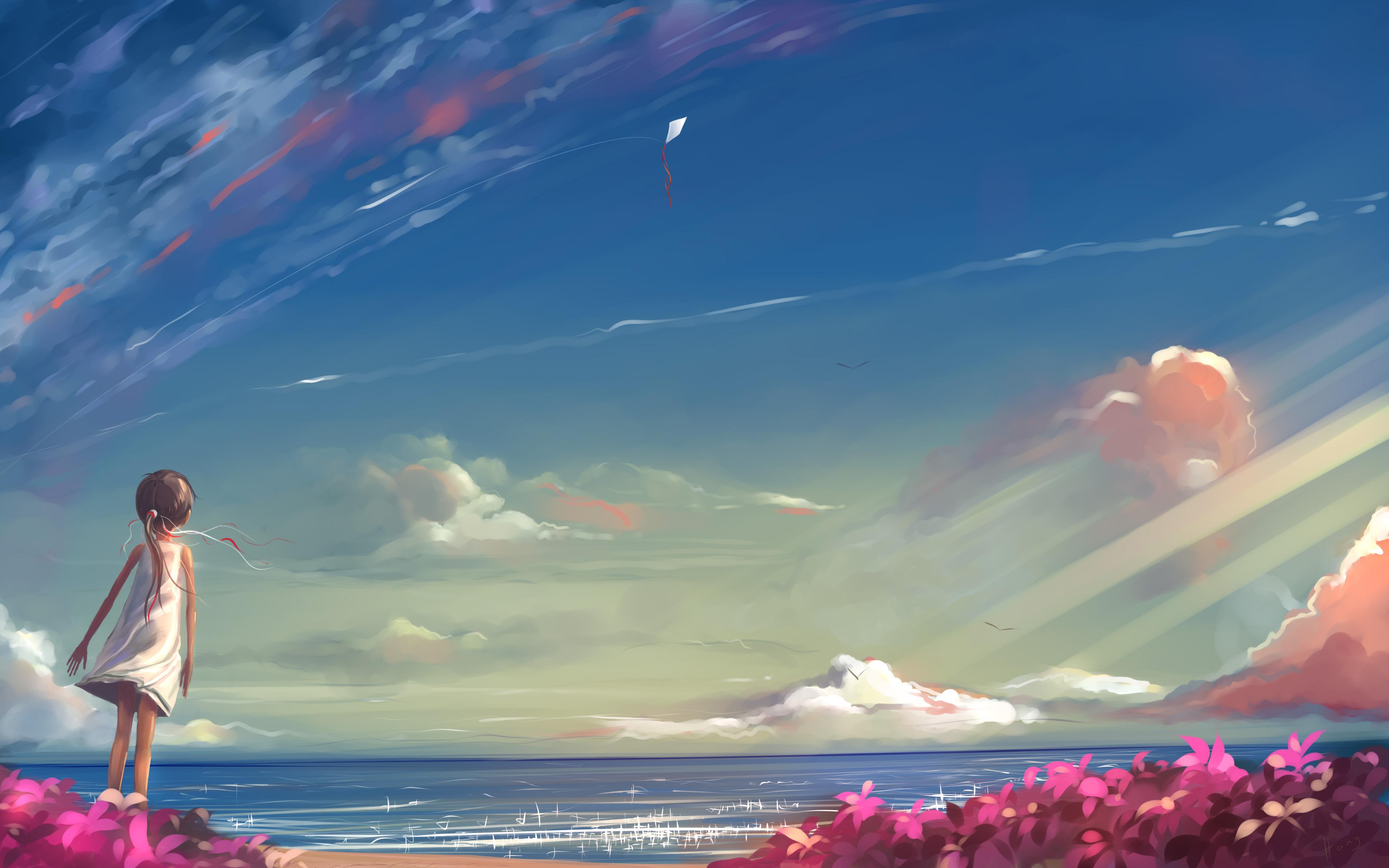 тревожное небо  № 154072  скачать