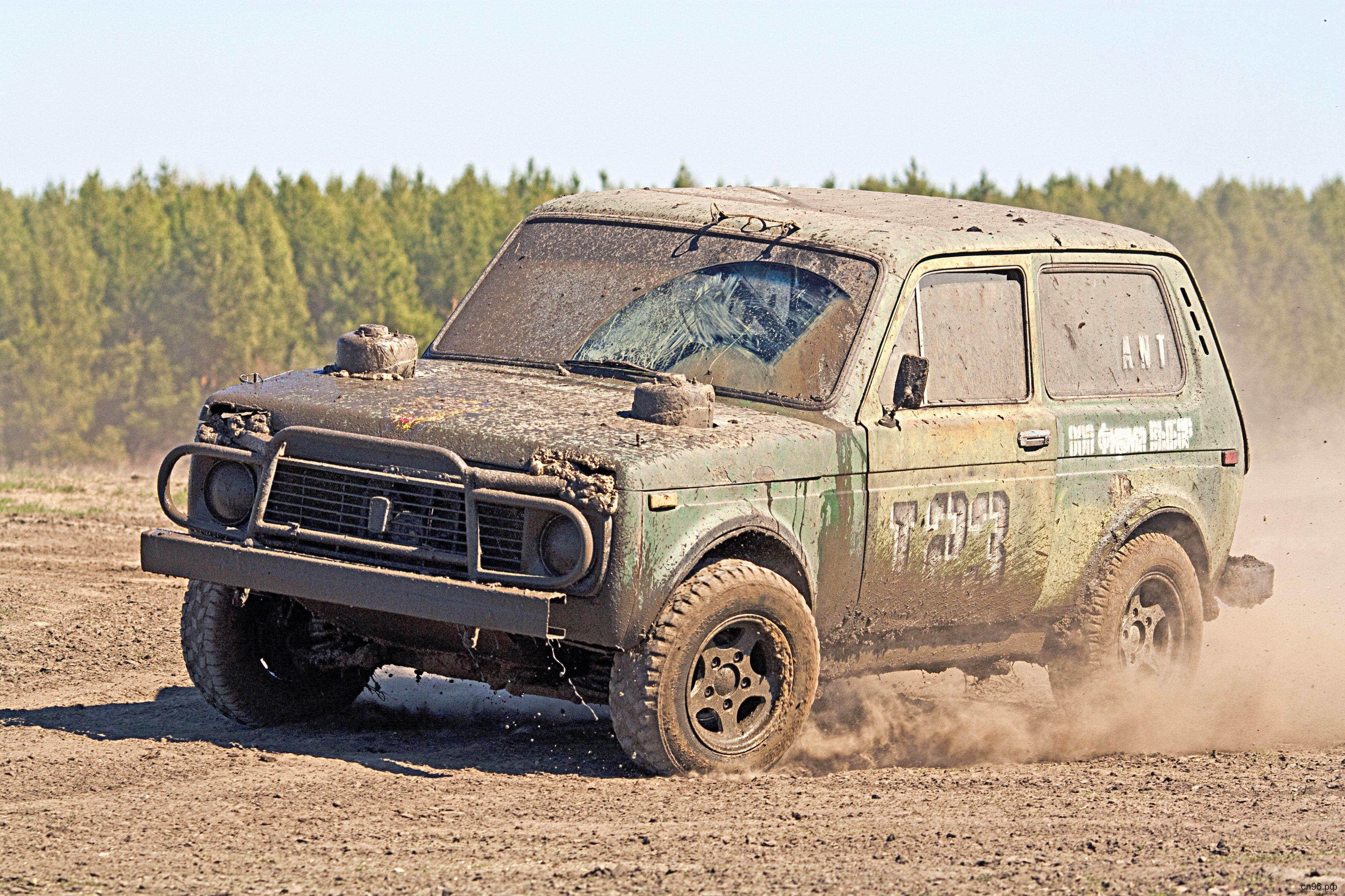 известен фото грязевая нива каксделать