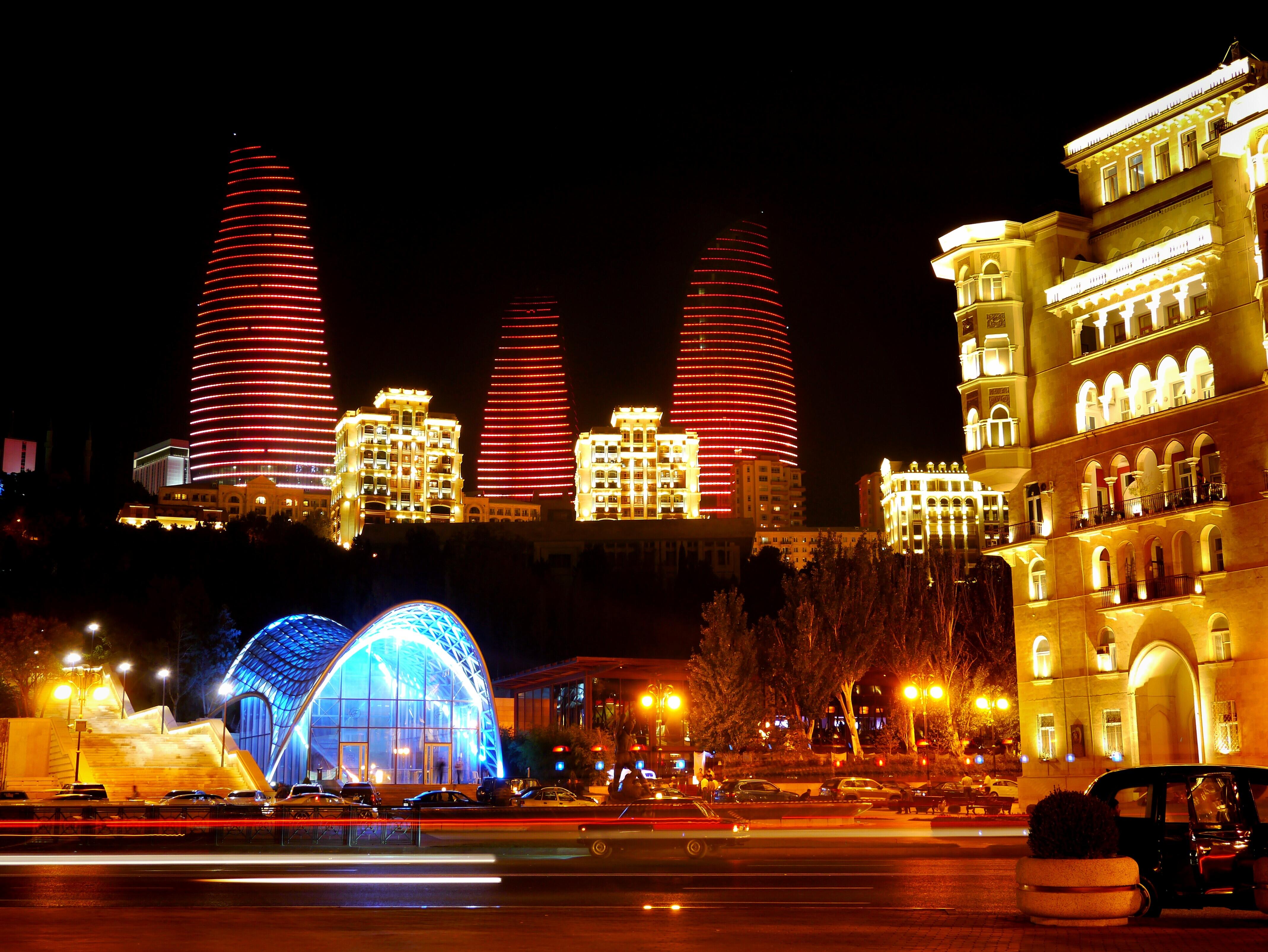 Азербайджанские красивые картинки