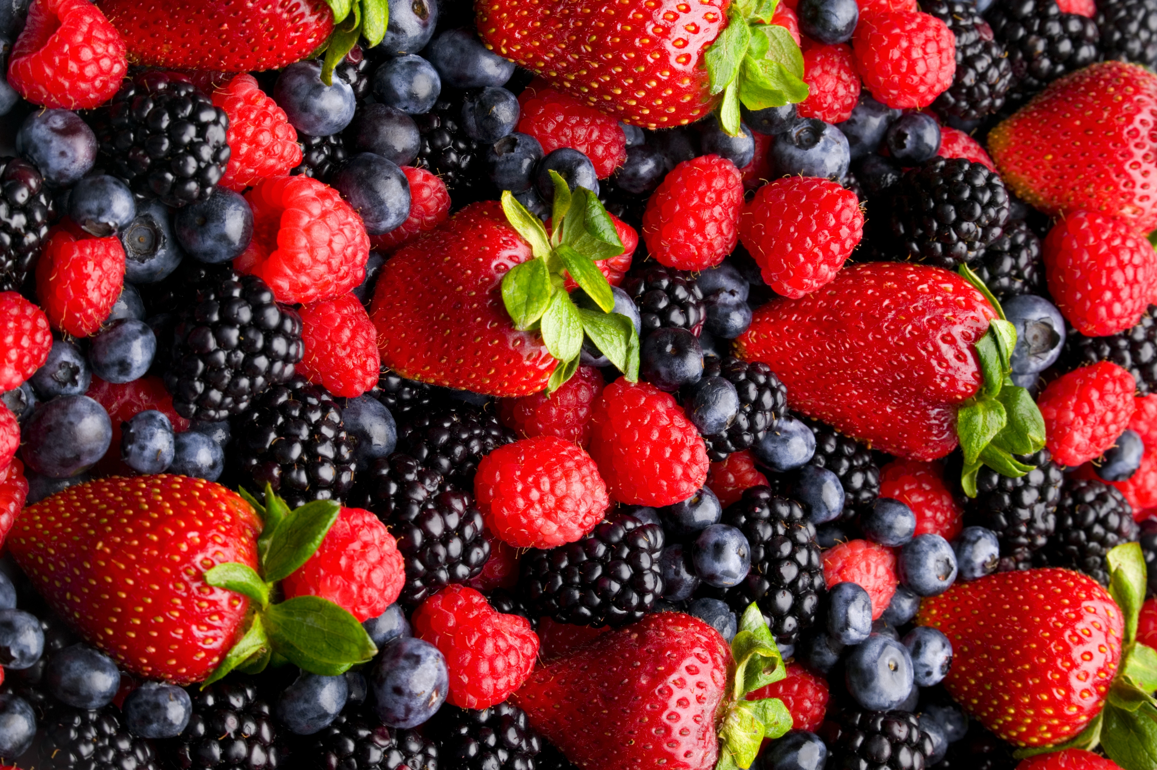 клубника-малина ягода фото