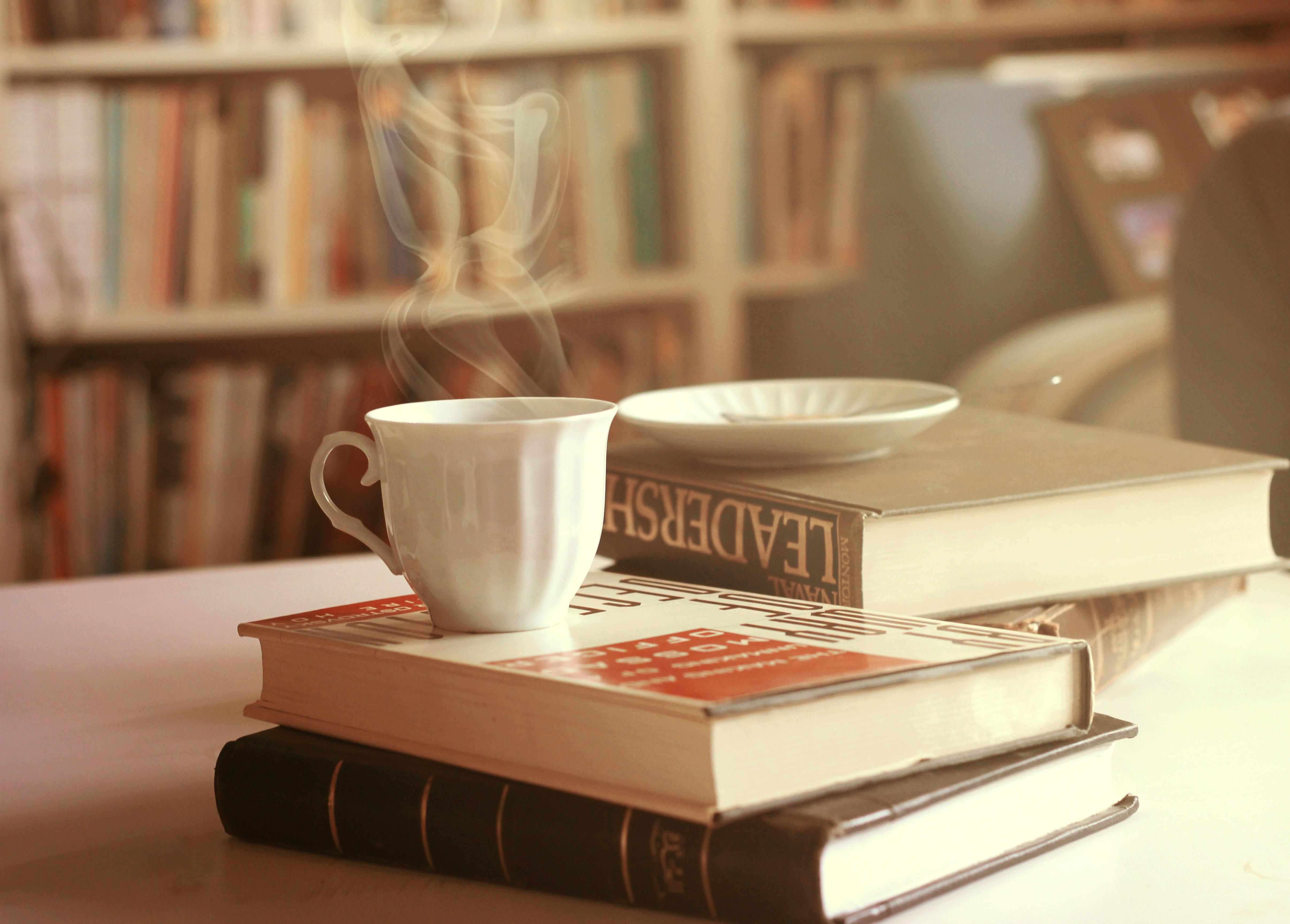 Обои на рабочий стол обои с книгами
