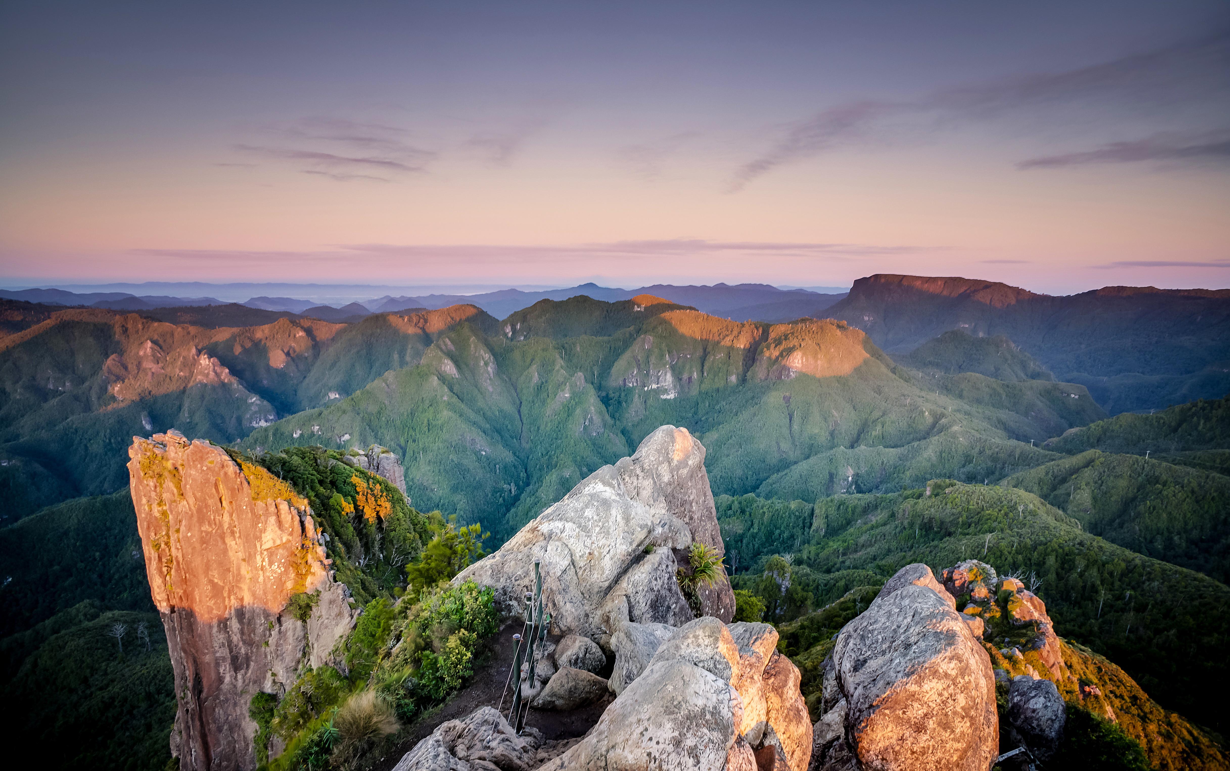 mountain ridge landscap eye - HD2434×1525