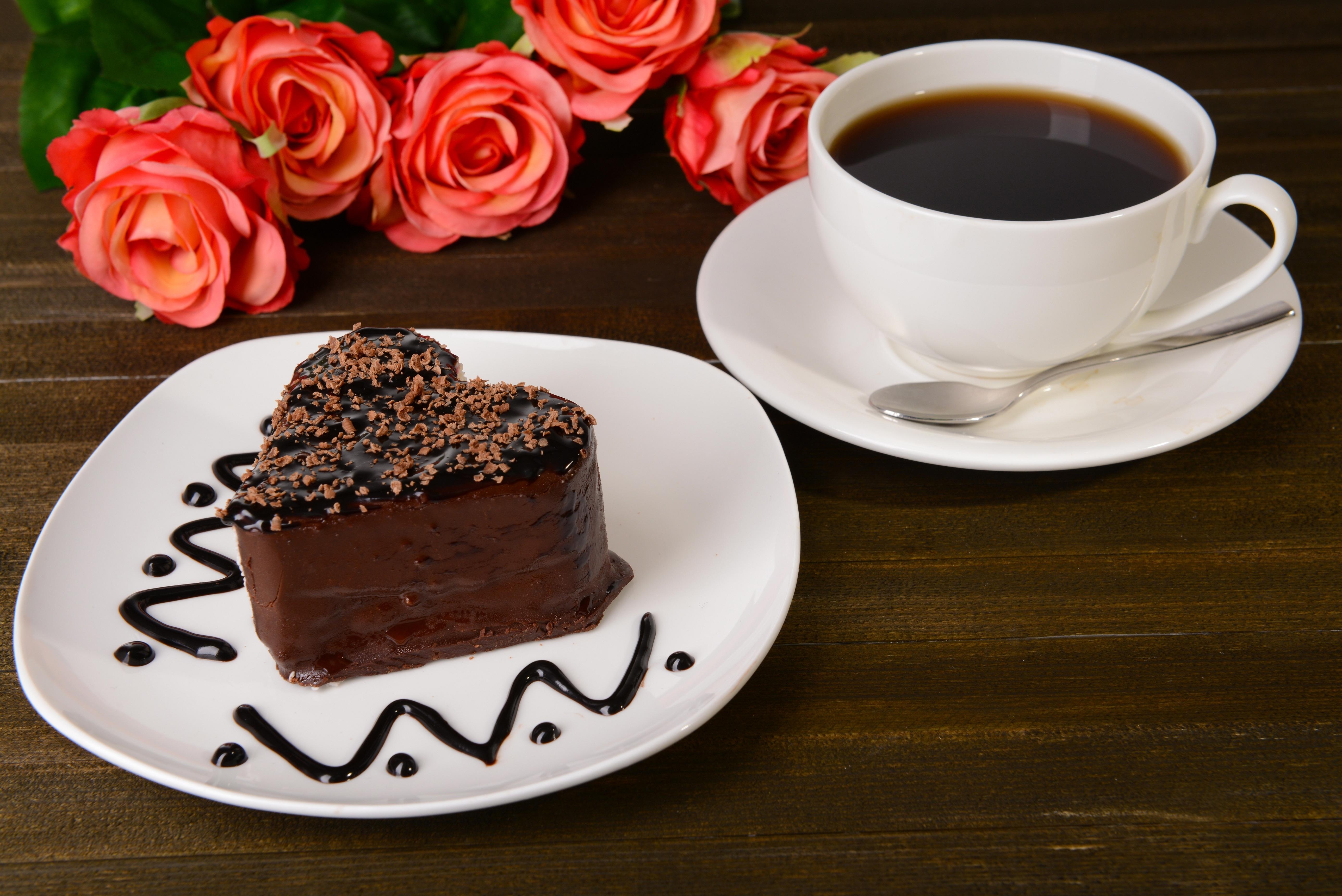 Открытки шоколад и чай, смешная про