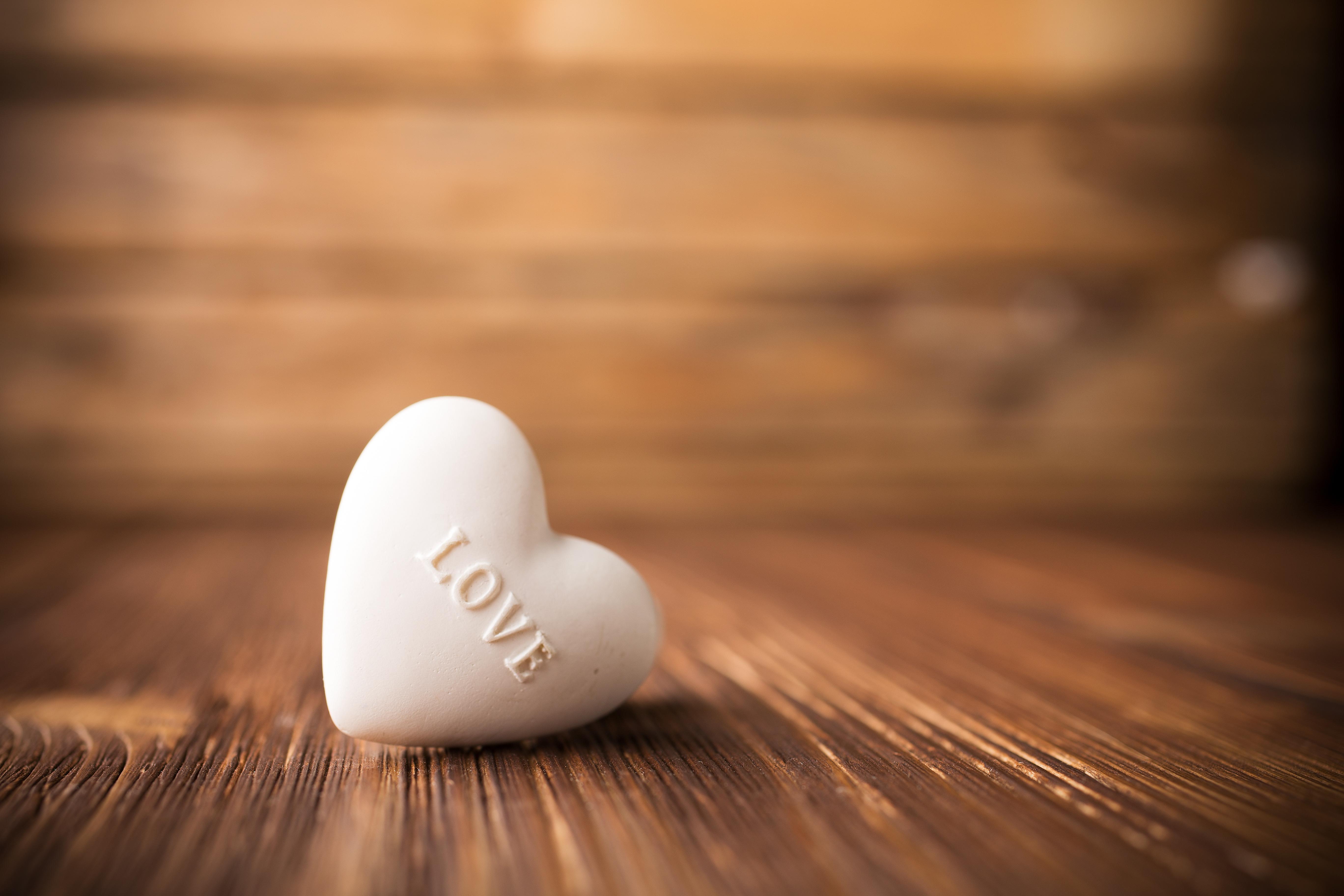 любовь сердце белое  № 1590570 без смс