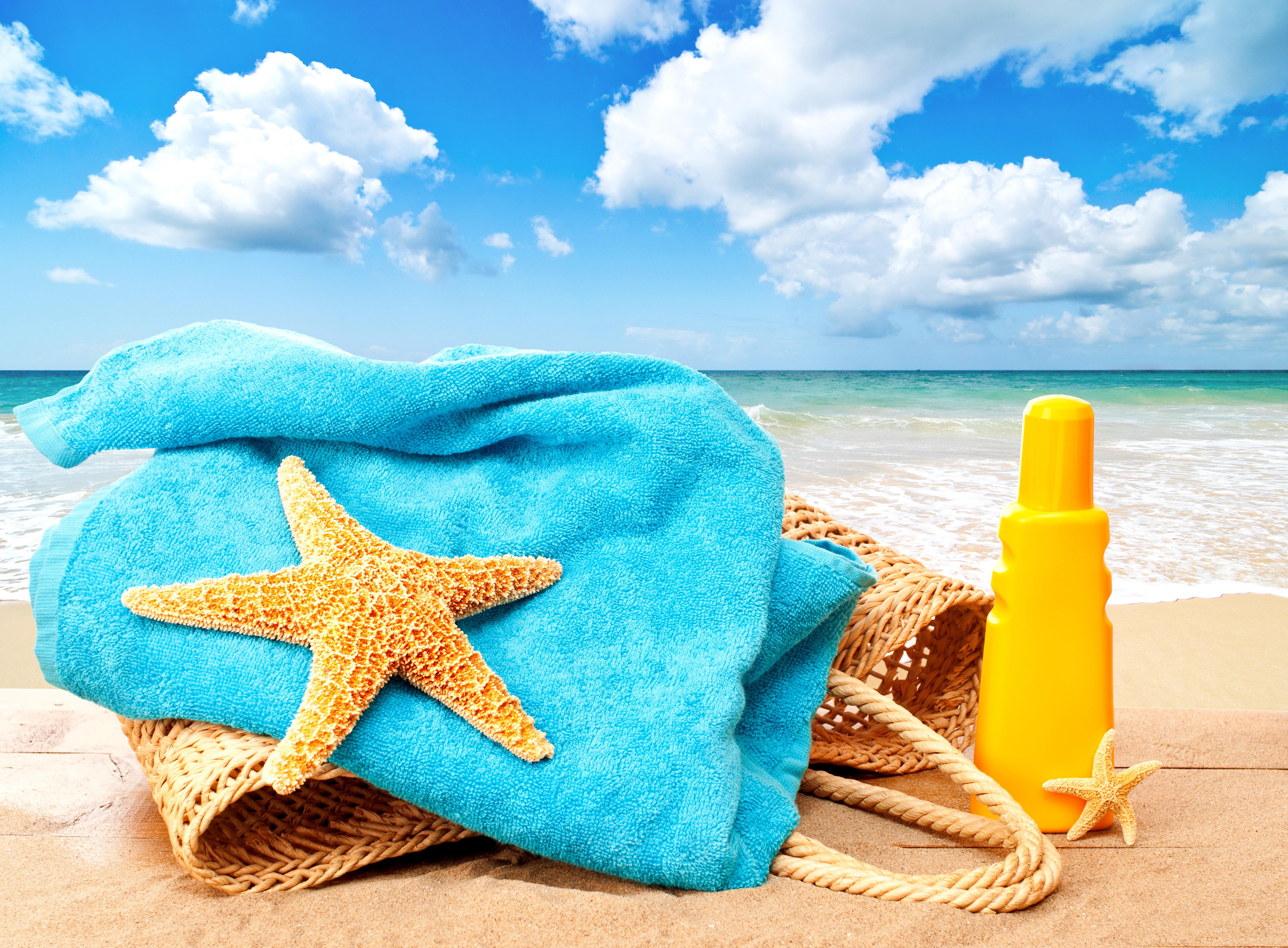 Одноклассниках, открытка лето море