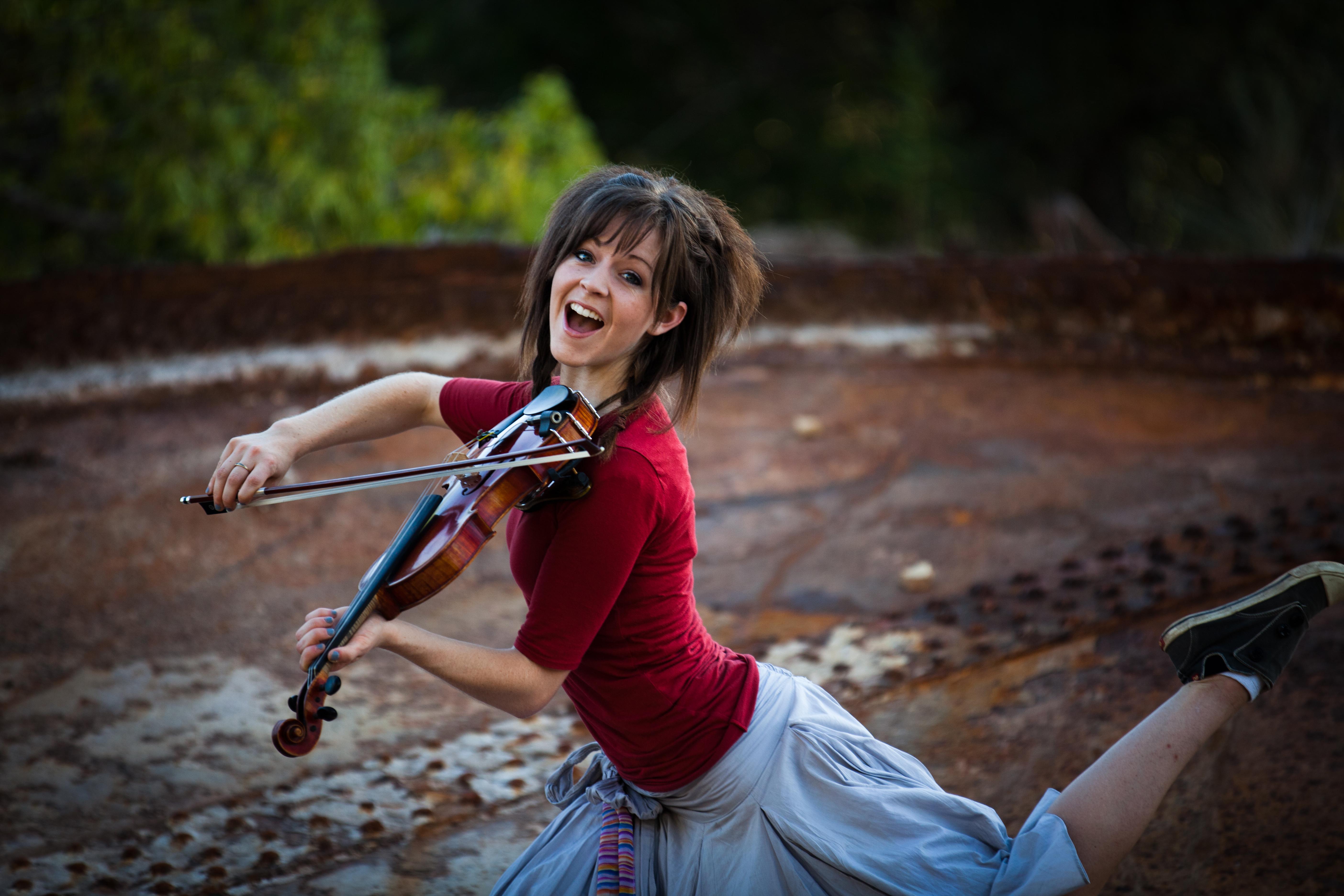 Violin nipple sex
