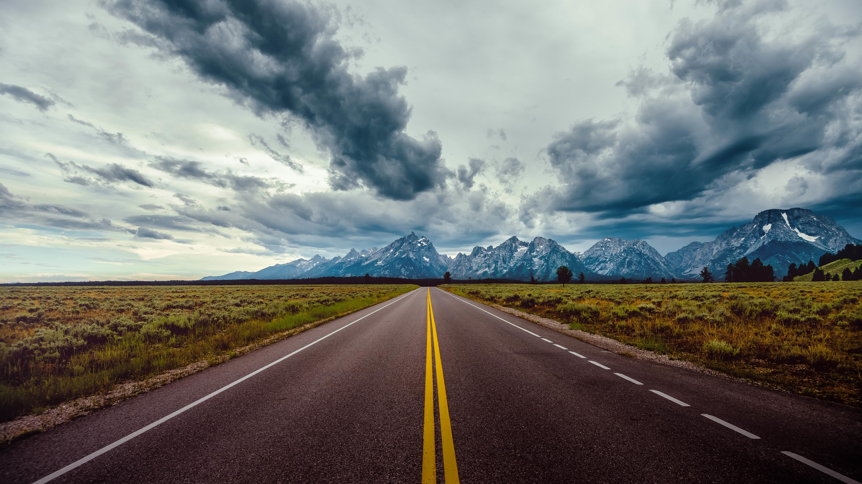 дорога горизонт даль горы  № 3816575 бесплатно
